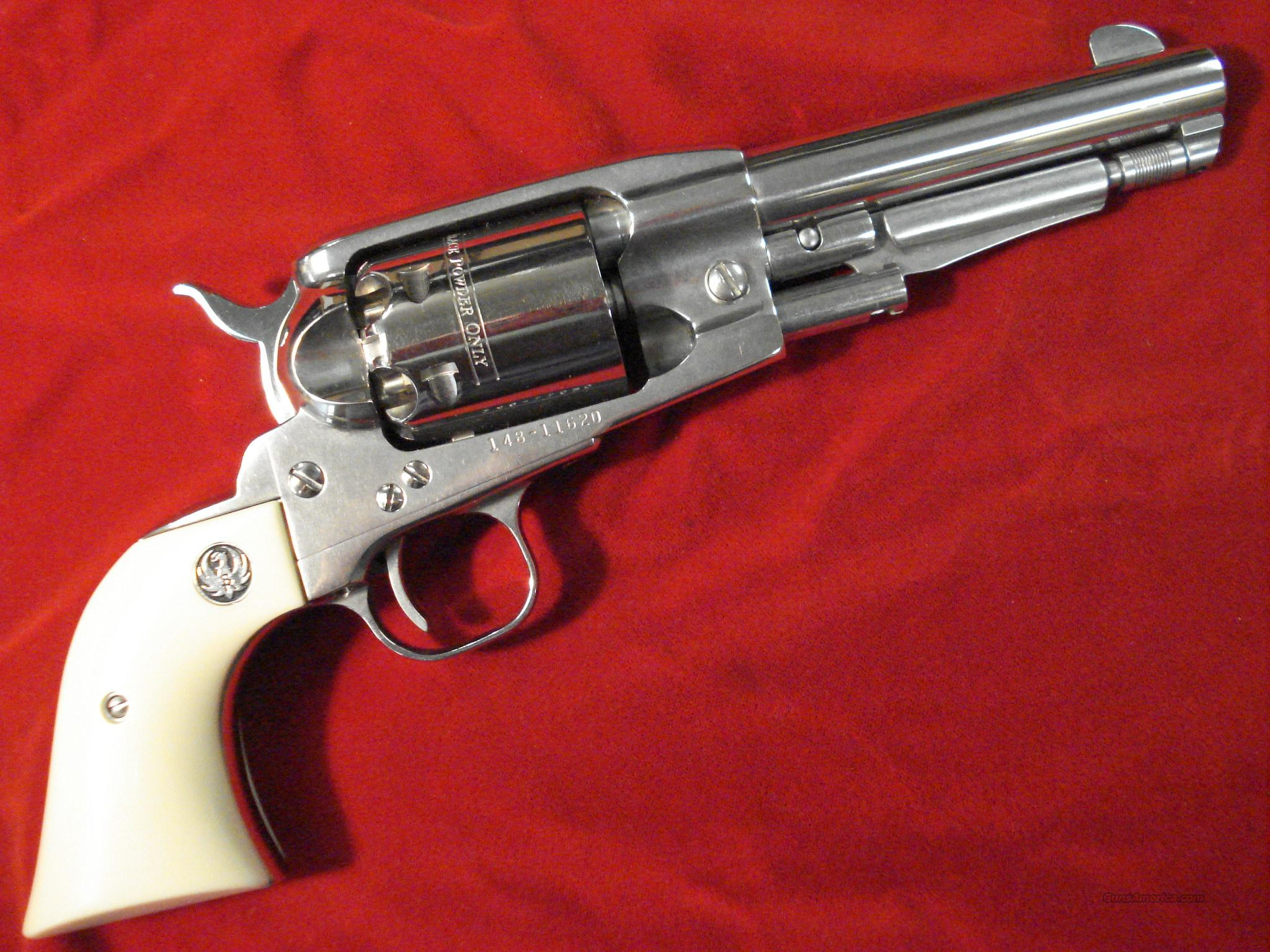 RUGER OLD ARMY REVOLVER 5.5  Guns > Pistols > Ruger Cap & Ball Revolvers