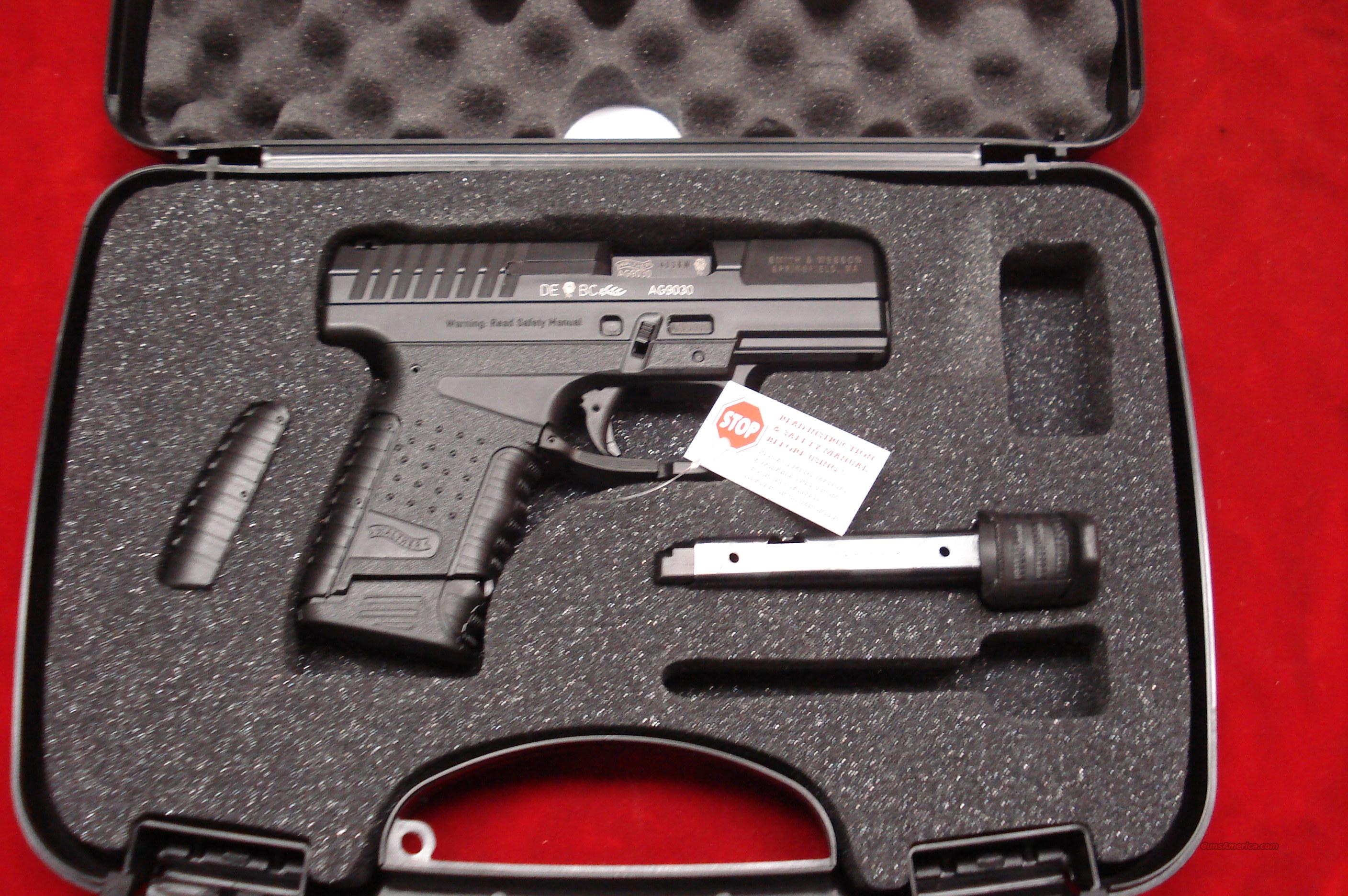 WALTHER PPS 40CAL. NEW   Guns > Pistols > Walther Pistols > Post WWII > PPS