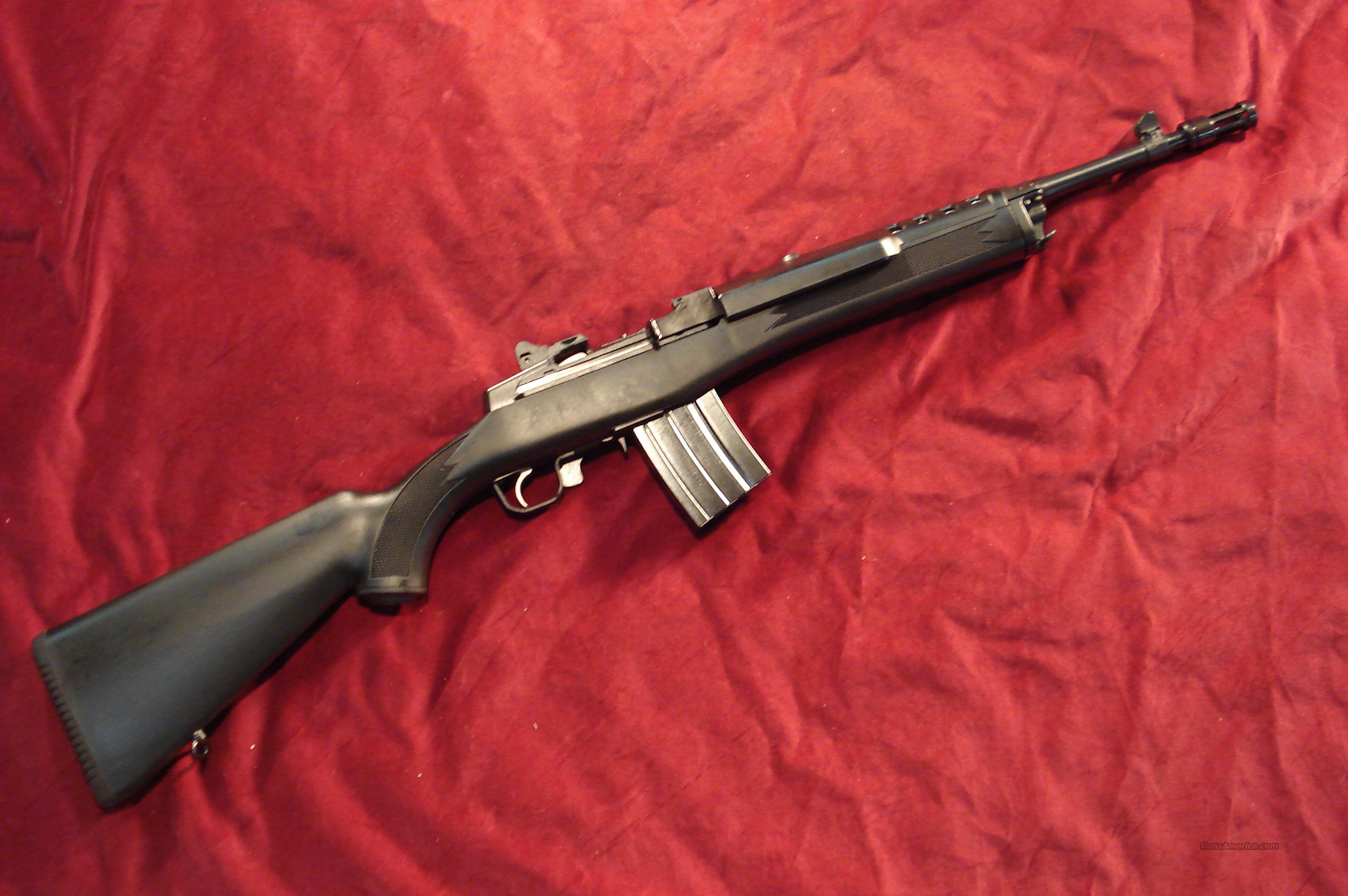 RUGER MINI 14 TACTICAL RIFLE 223 CAL. NEW    (M-14/20GBCPC)  Guns > Rifles > Ruger Rifles > Mini-14 Type