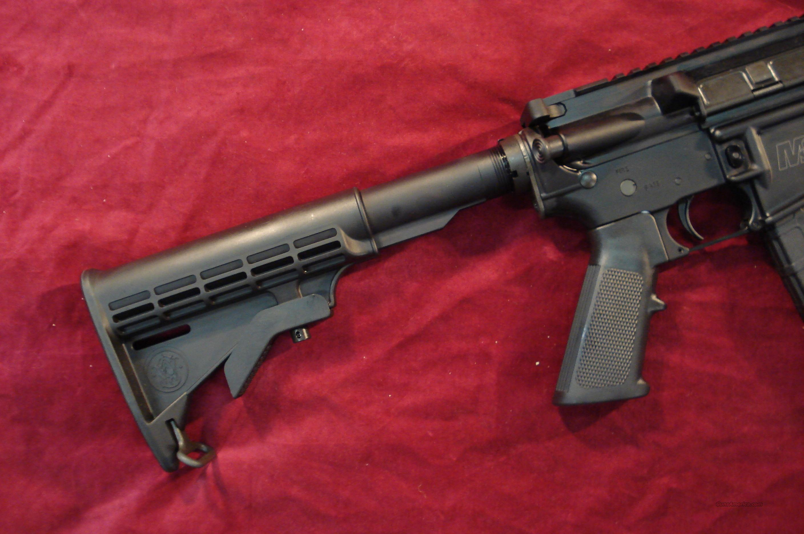 SMITH & WESSON M&P15OR ( OPTIC READY CARBINE) 223/5.56 CAL.NEW  Guns > Rifles > Smith & Wesson Rifles > M&P