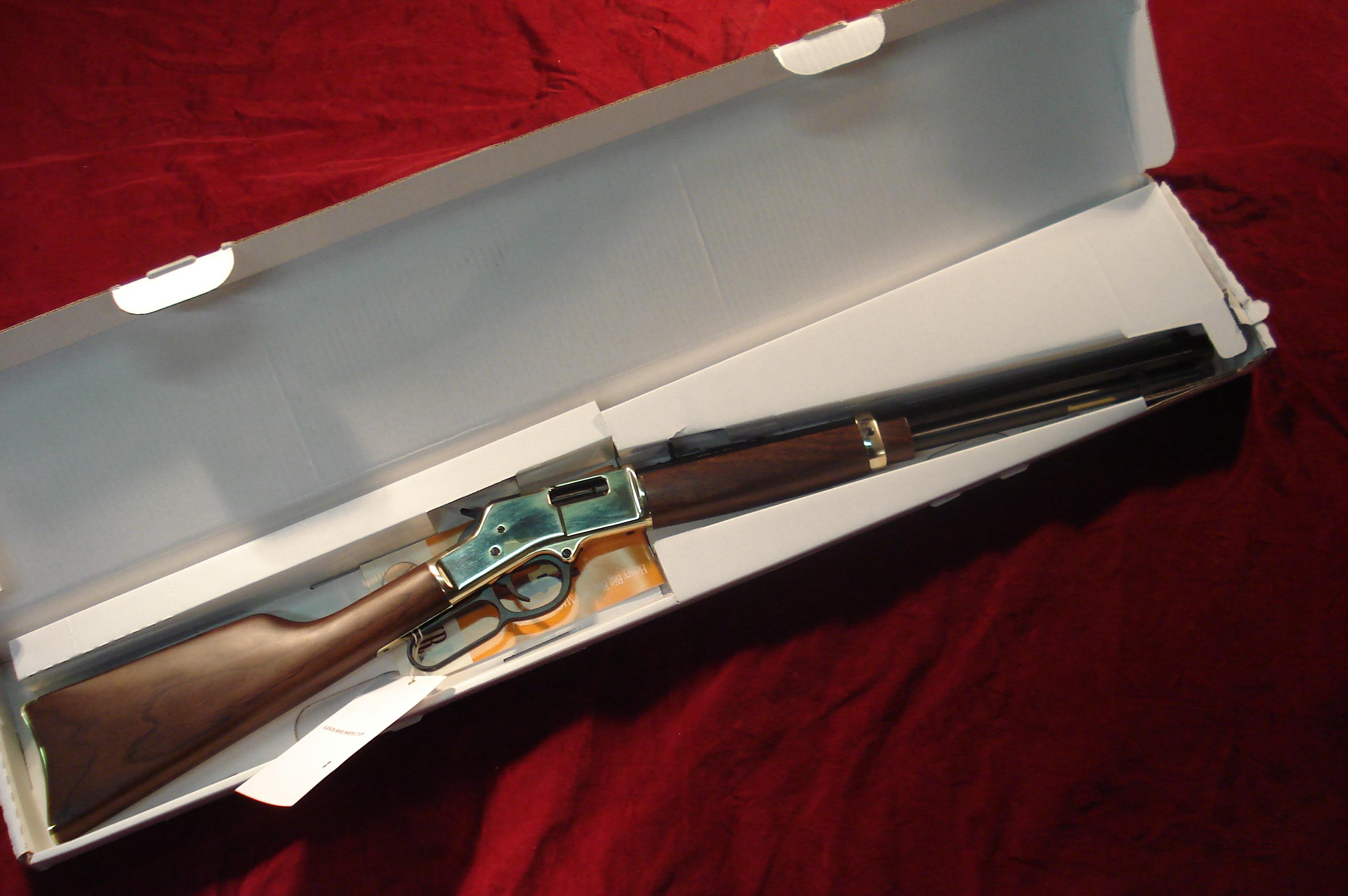 HENRY BIG BOY .44MAG/44SPL. NEW  Guns > Rifles > Henry Rifle Company