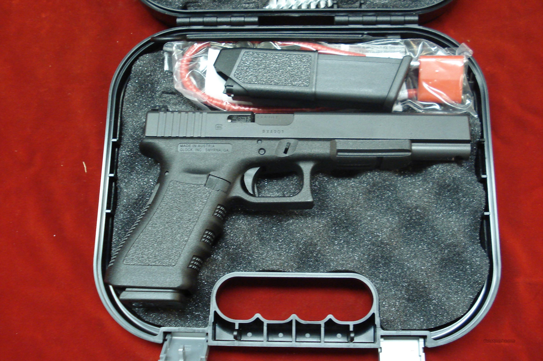 GLOCK MODEL 17L (LONG SLIDE) 9MM NEW  Guns > Pistols > Glock Pistols > 17
