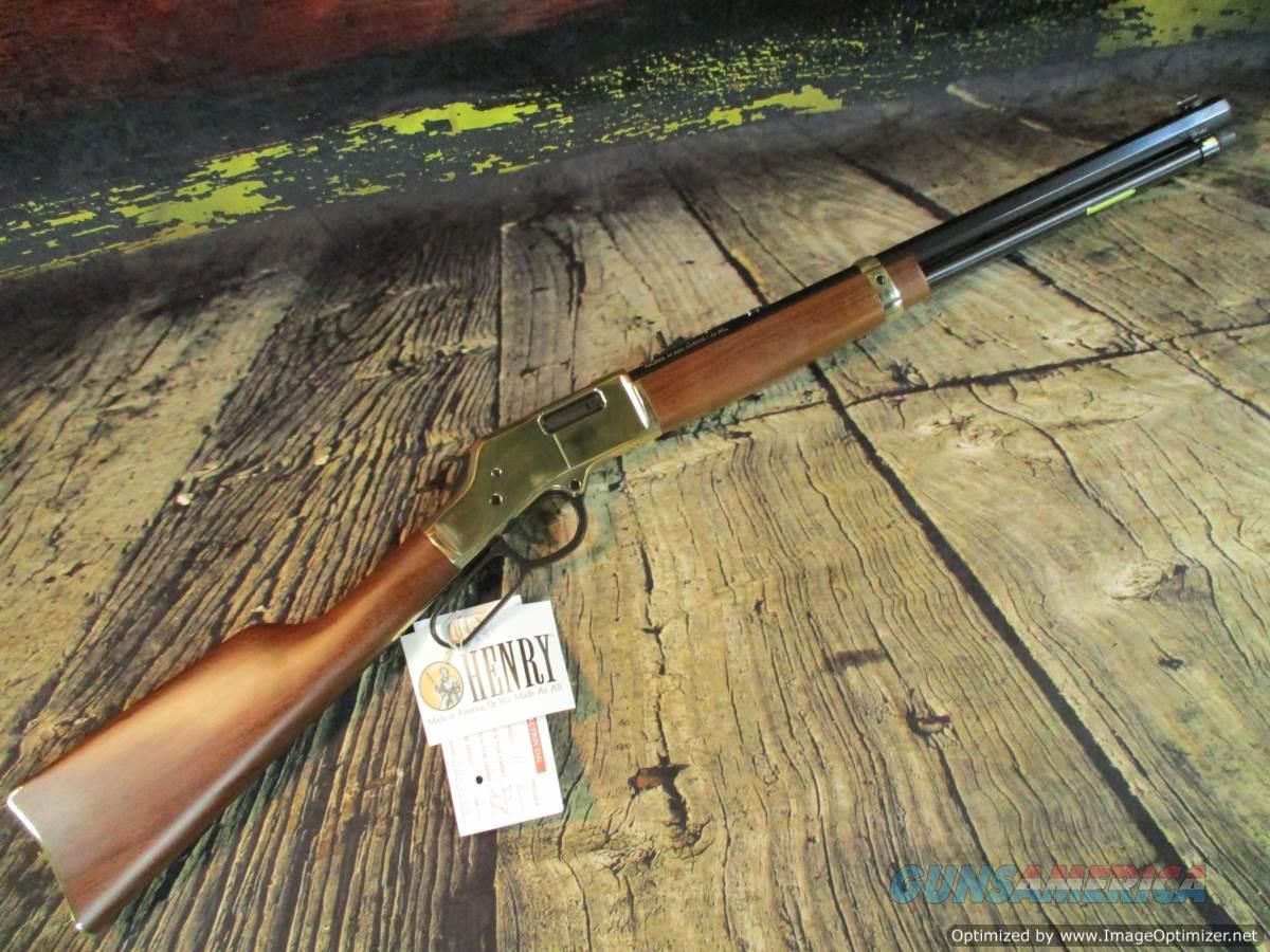 "Henry 44 Mag. Big Boy Classic 20"" Octagon New (H006)  Guns > Rifles > Henry Rifle Company"