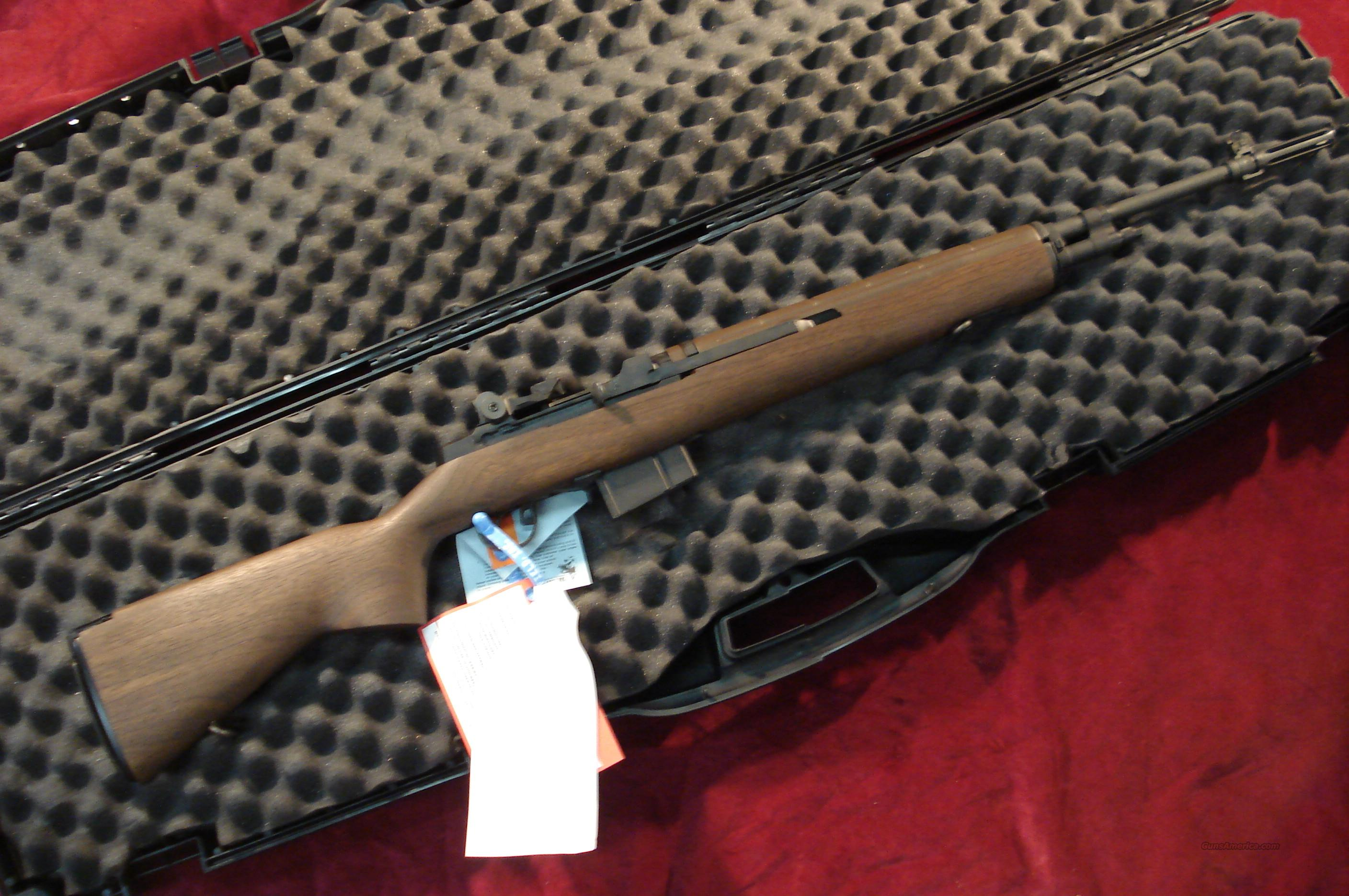 SPRINGFIELD ARMORY  M1A SUPER MATCH 308cal (SA9102) NEW   Guns > Rifles > Springfield Armory Rifles > M1A/M14