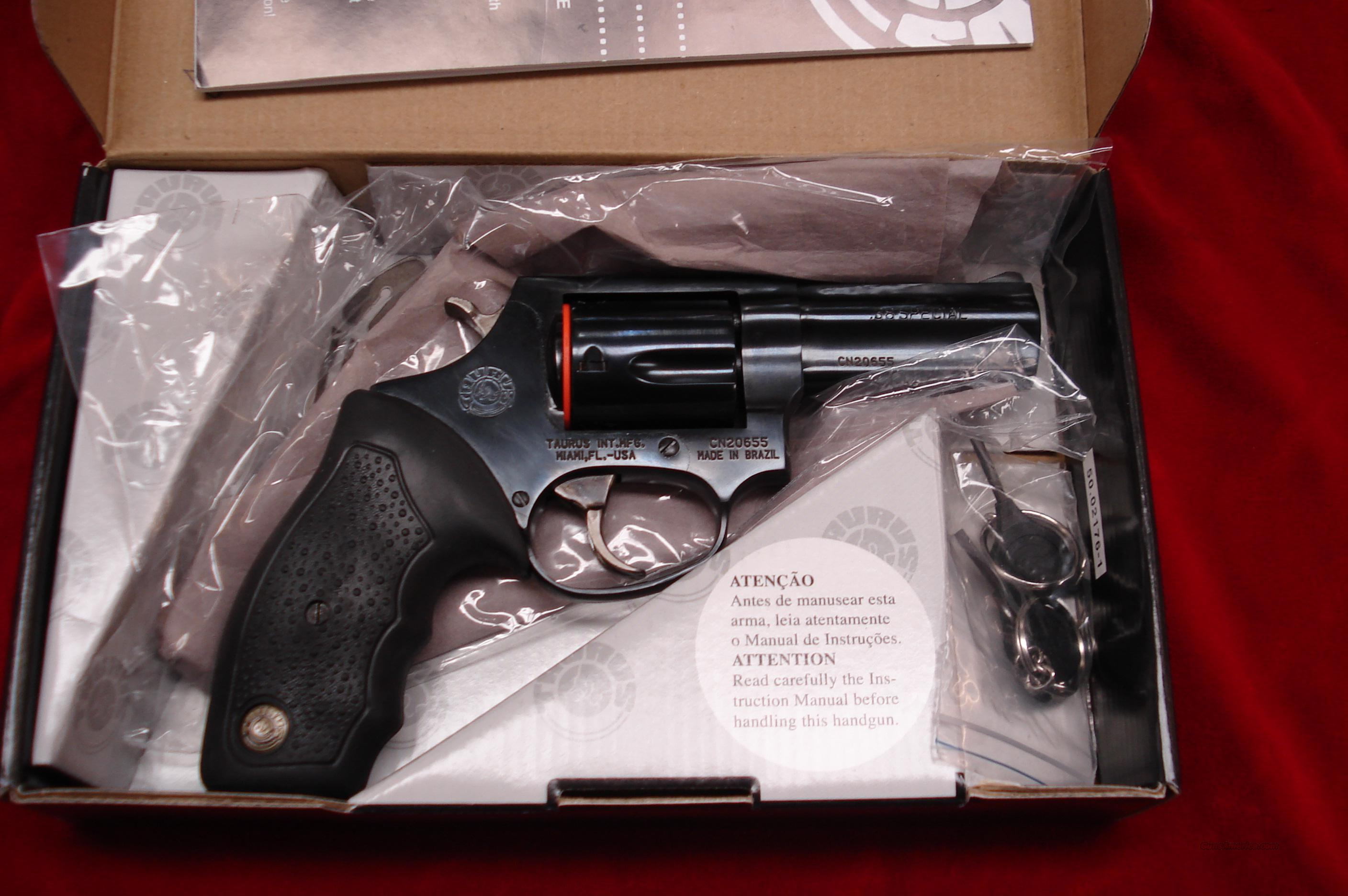 "TAURUS MODEL 85 BLUE 38SPL 3"" BARREL NEW  Guns > Pistols > Taurus Pistols/Revolvers > Revolvers"