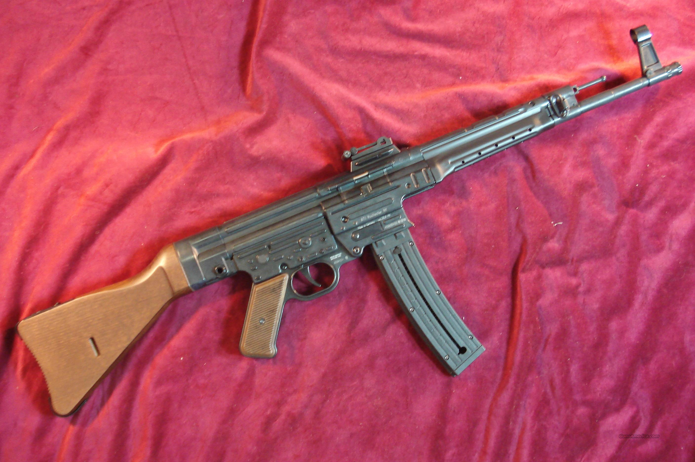 GSG GERMAN STG-44 22 LR CAL W/ WOODEN CRATE NEW  Guns > Rifles > G Misc Rifles