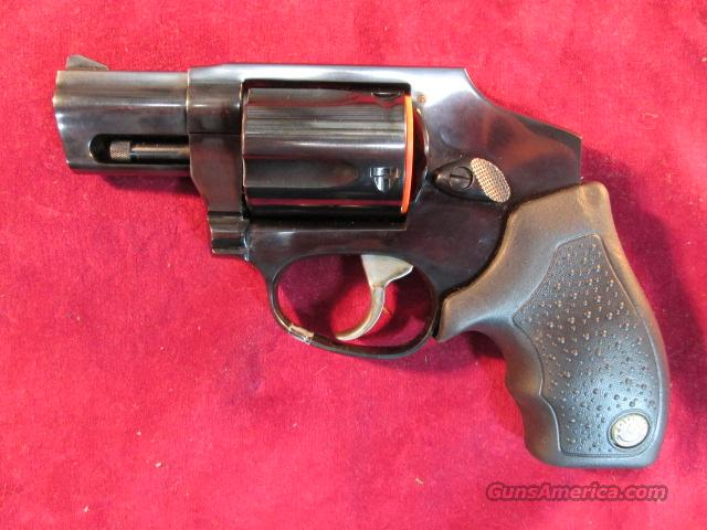 "TAURUS MODEL 650 CIA 2"" FIVE SHOT ENCLOSED HAMMER REVOLVER  357 MAG,BLUED NEW   Guns > Pistols > Taurus Pistols/Revolvers > Revolvers"