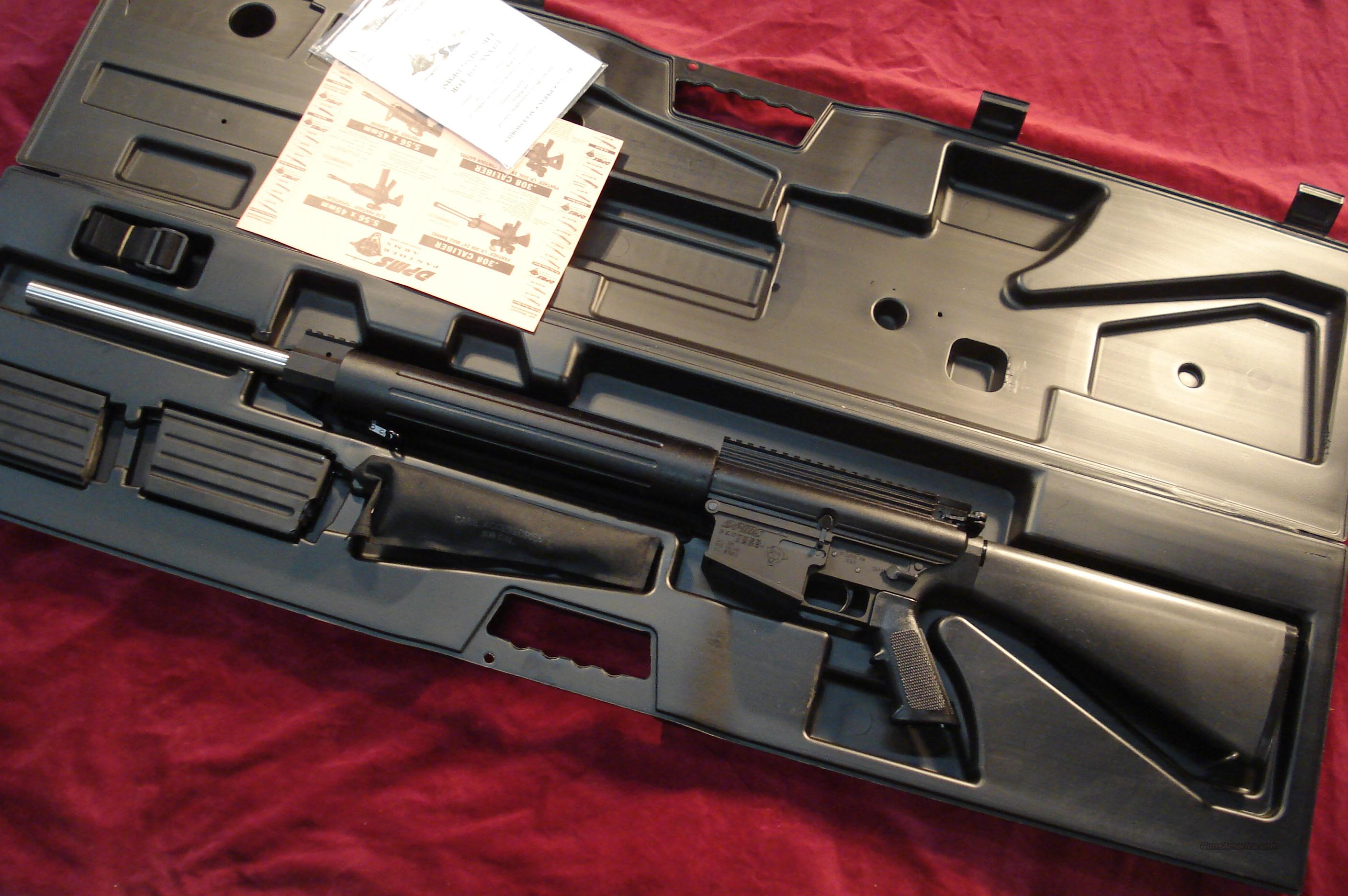 "DPMS PANTER LONG RANGE LR-308 24"" STAINLESS NEW  Guns > Rifles > DPMS - Panther Arms > Complete Rifle"