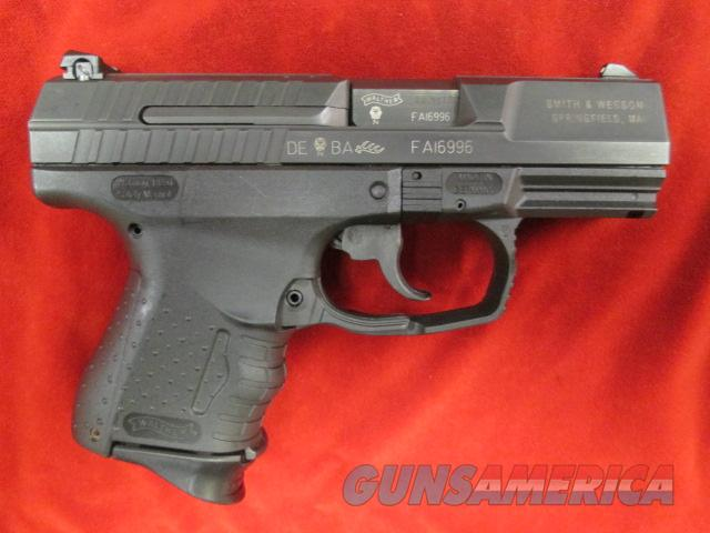 WALTHER P99C-AS 9MM CAL USED  Guns > Pistols > Walther Pistols > Post WWII > P99/PPQ