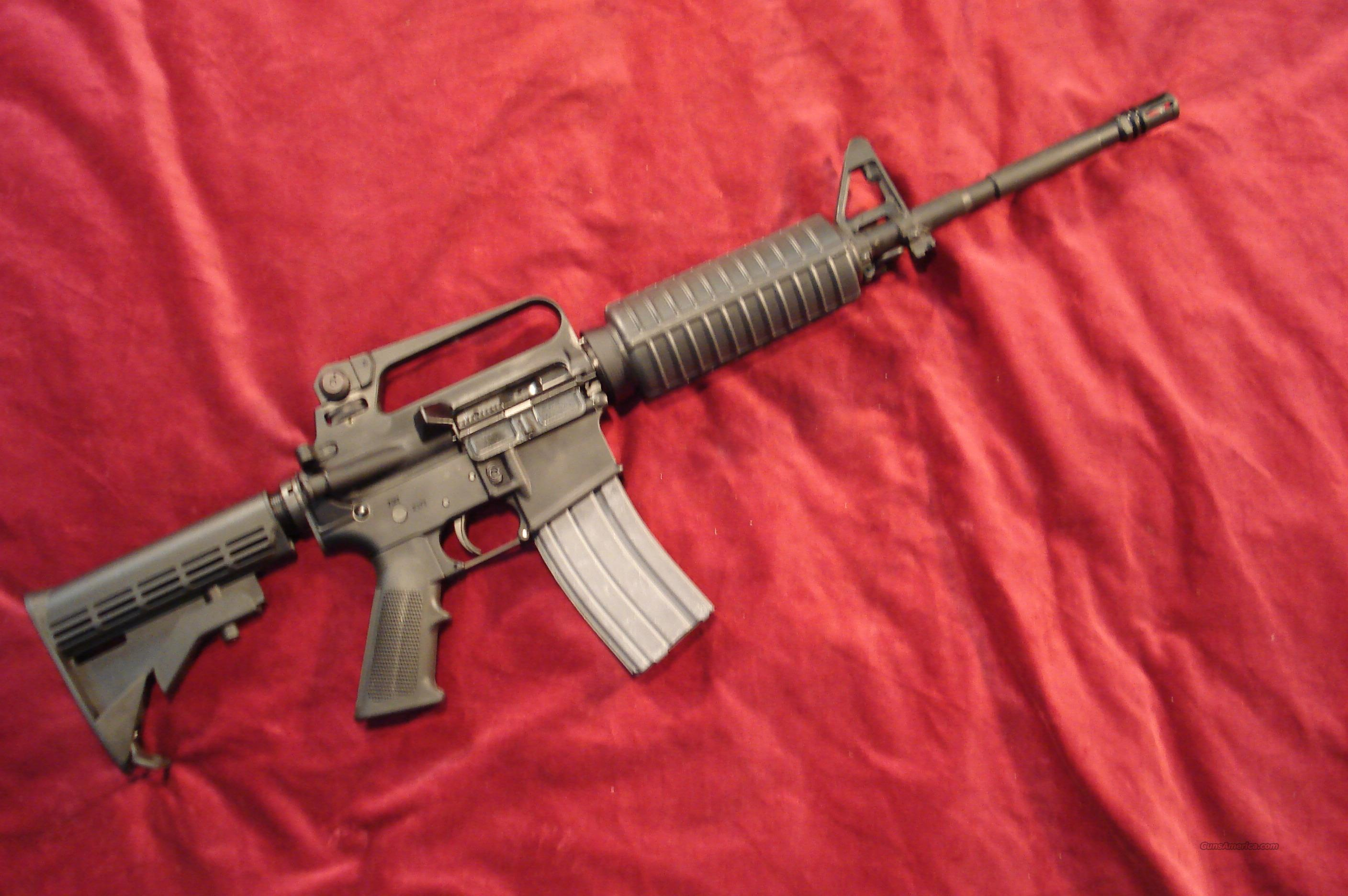 OLYMPIC ARMS K3B M4 AR-15  NEW  Guns > Rifles > Olympic Arms Rifles