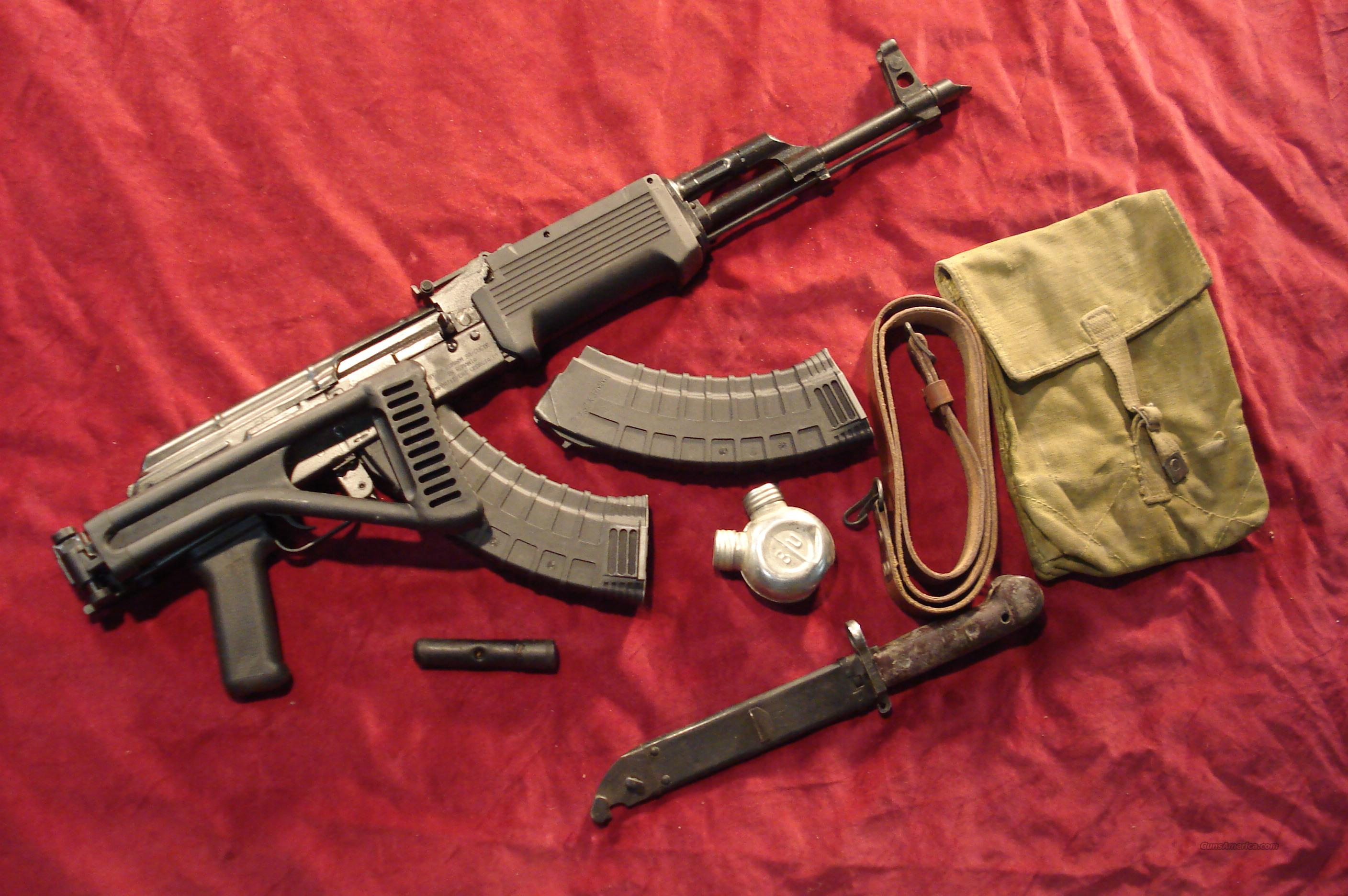 AK-47 SIDE FOLDING STOCK W/ ACC NEW  Guns > Rifles > AK-47 Rifles (and copies) > Folding Stock