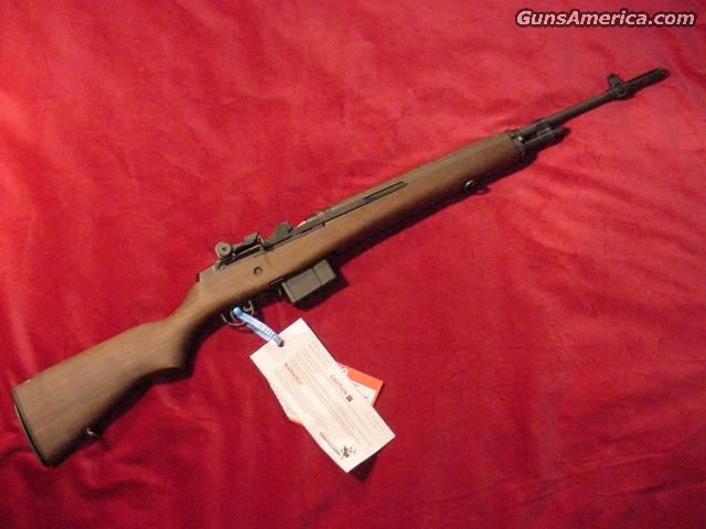 SPRINGFIELD ARMORY M1A LOADED WALNUT (MA9222) NEW  Guns > Rifles > Springfield Armory Rifles > M1A/M14