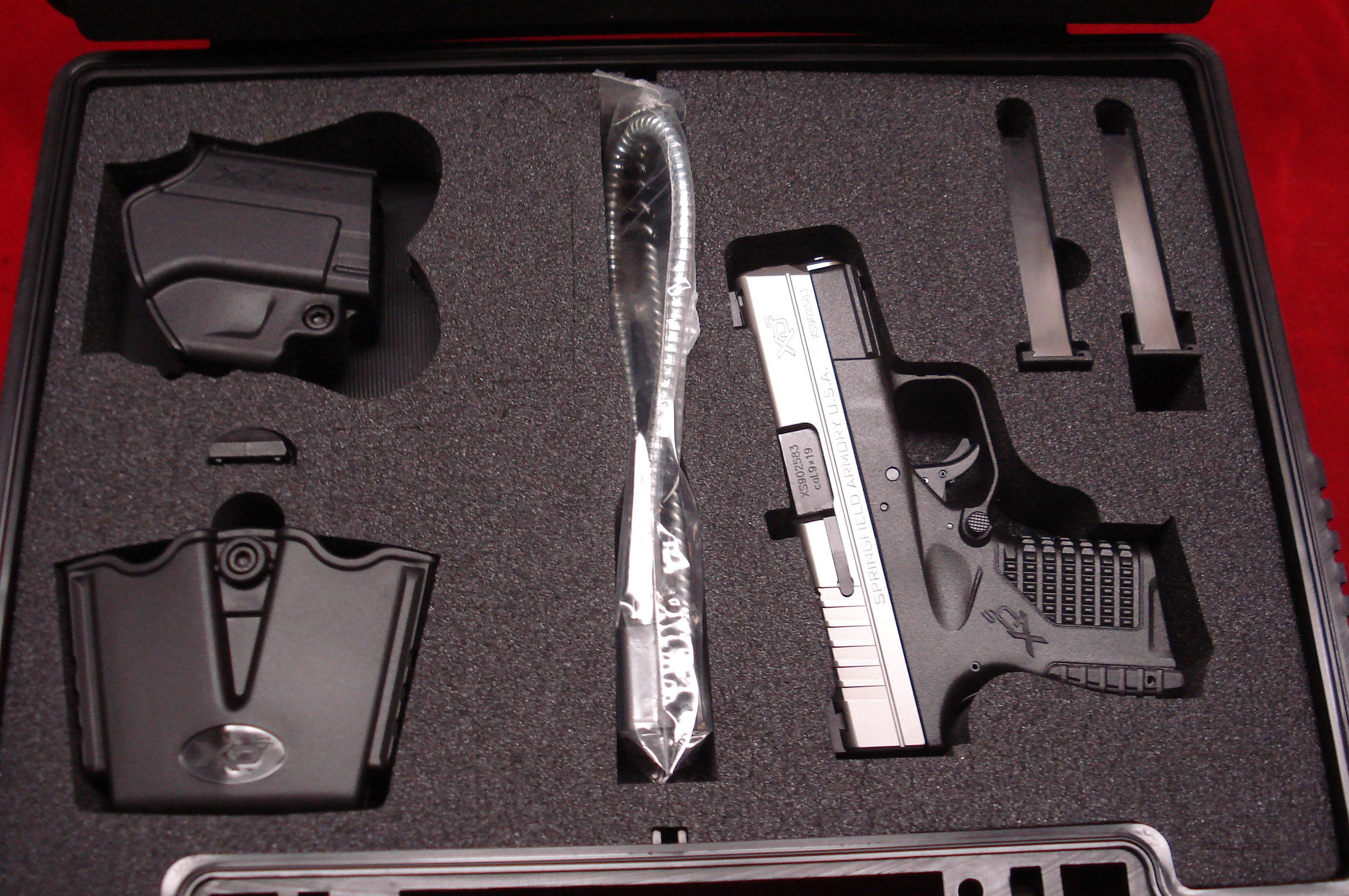 SPRINGFIELD ARMORY XDS 9MM  BI-TONE  NEW  {{ NEW RELEASE }}   Guns > Pistols > Springfield Armory Pistols > XD-S