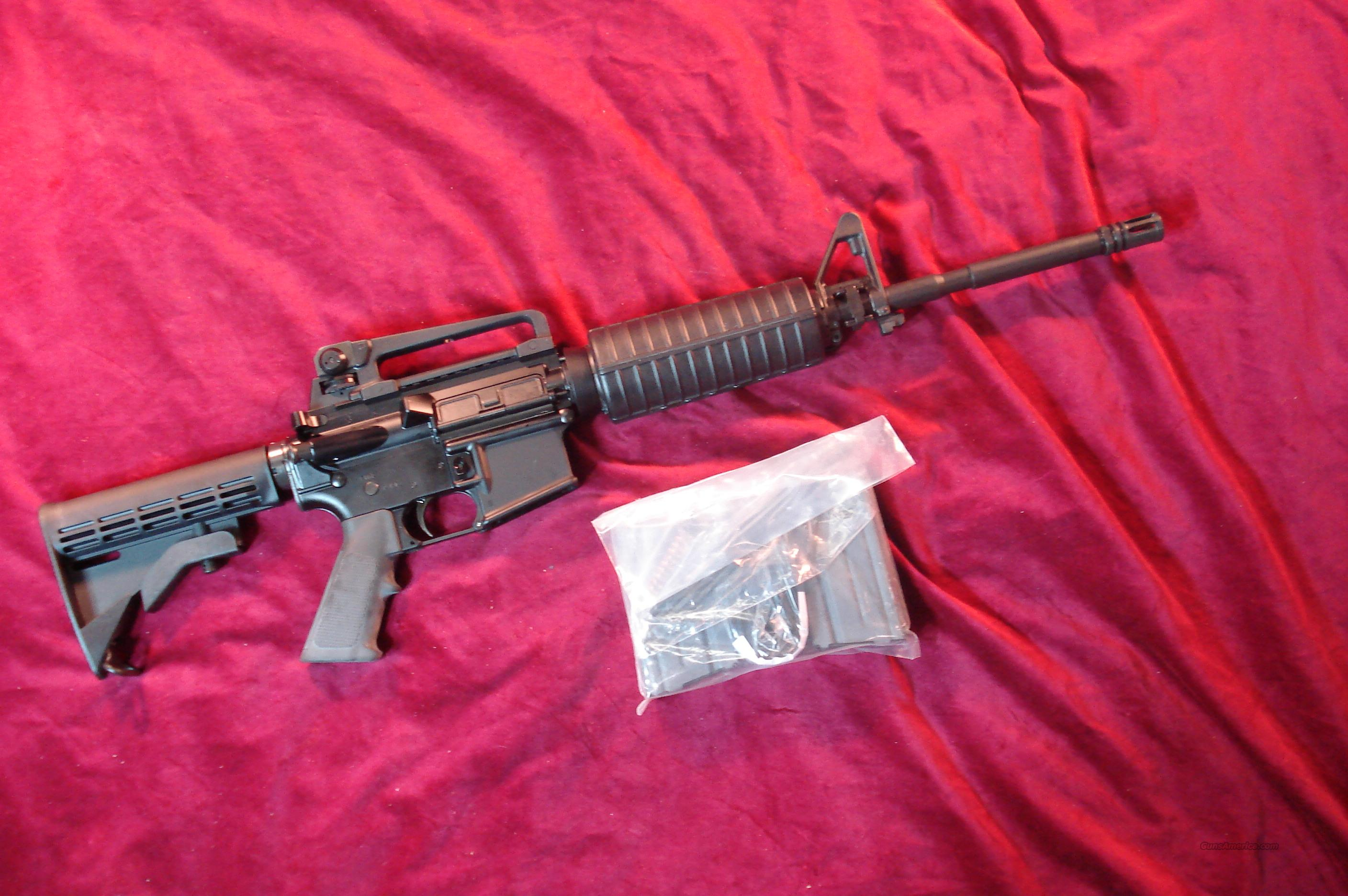 COLT M4 FLATTOP (SP6920) AR-15 5.56/223 CAL. NEW   Guns > Rifles > Colt Military/Tactical Rifles