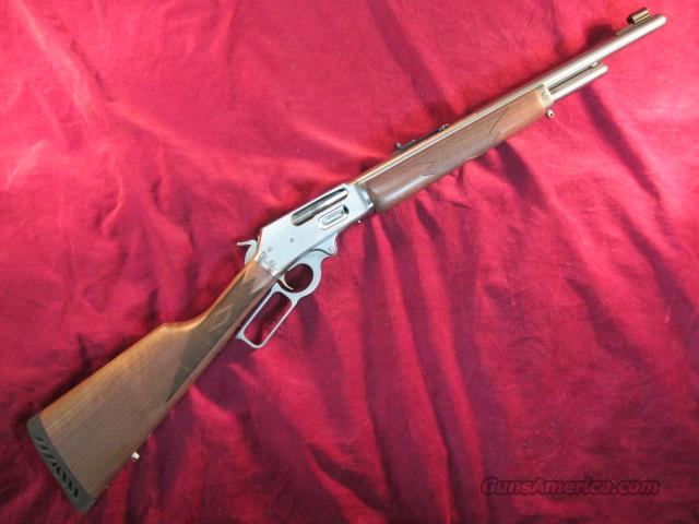 MARLIN STAINLESS GUIDE GUN 45/70 CAL NEW  (1895GS)    Guns > Rifles > Marlin Rifles > Modern > Lever Action
