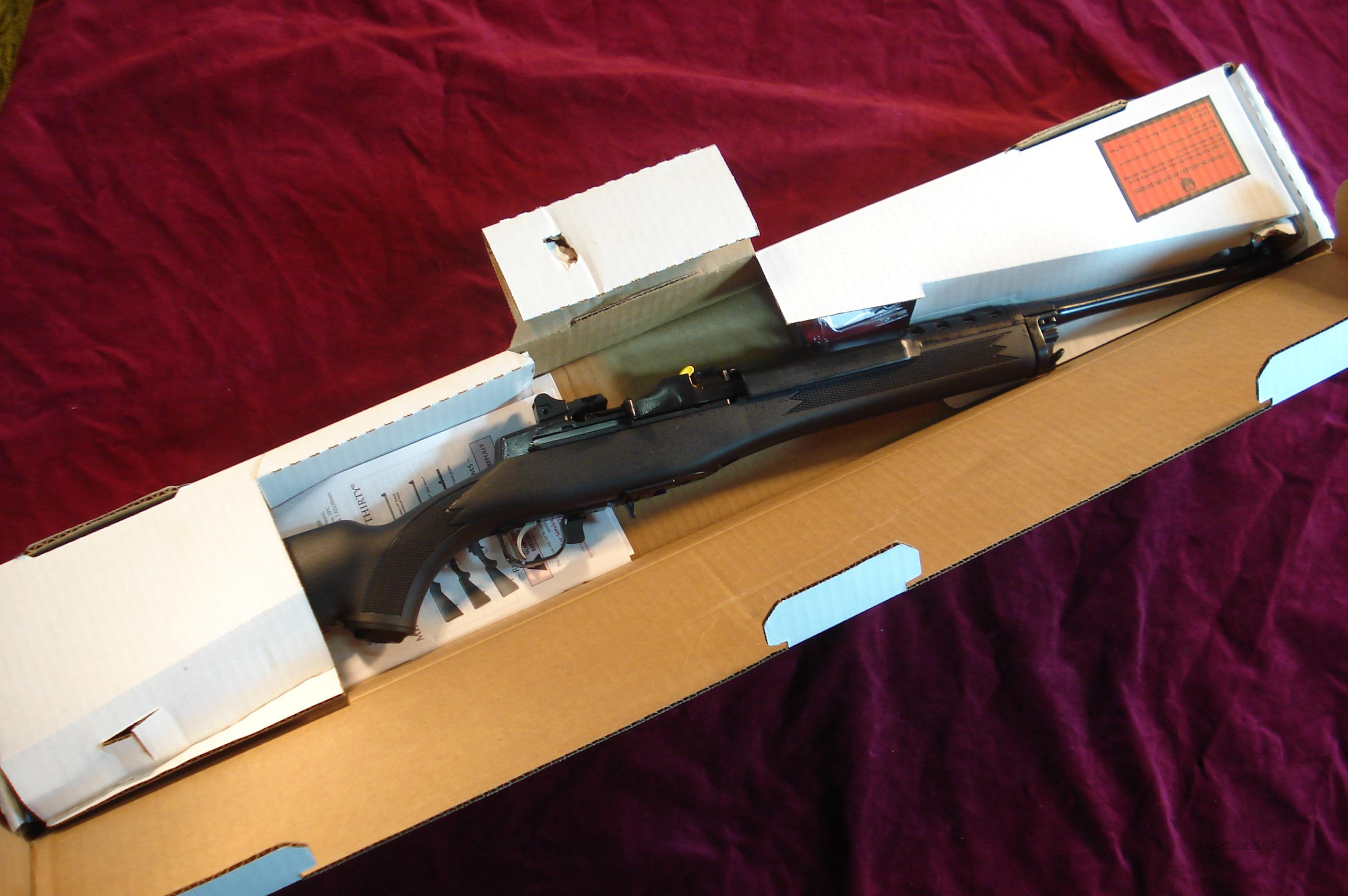 RUGER  MINI 14 RANCH 5 ROUND MAGAZINE NEW   Guns > Rifles > Ruger Rifles > Mini-14 Type