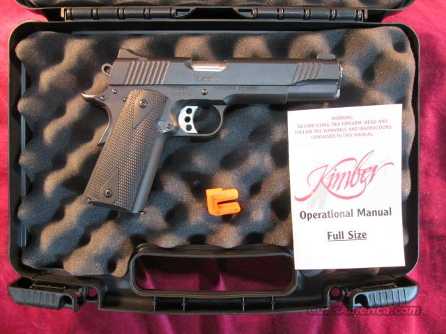 KIMBER CUSTOM II NIGHT SIGHTS NEW  Guns > Pistols > Kimber of America Pistols