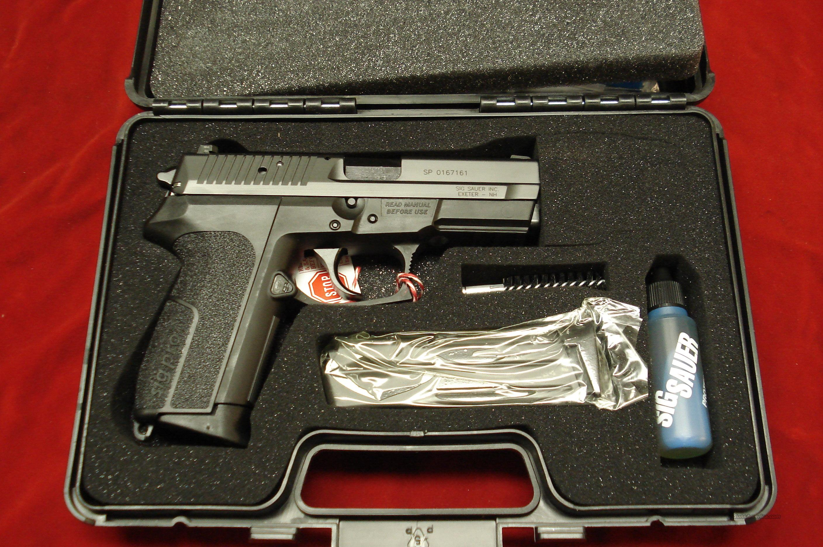 SIG SAUER SP 2022 SIG PRO 9MM NEW IN THE BOX  Guns > Pistols > Sig - Sauer/Sigarms Pistols > 2022