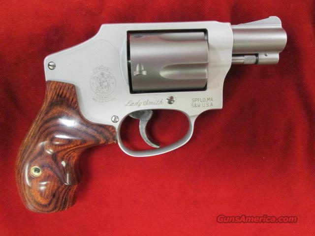 SMITH AND WESSON MODEL 642 LADY SMITH 38 SPECIAL+P STAINLESS NEW  Guns > Pistols > Smith & Wesson Revolvers > Pocket Pistols