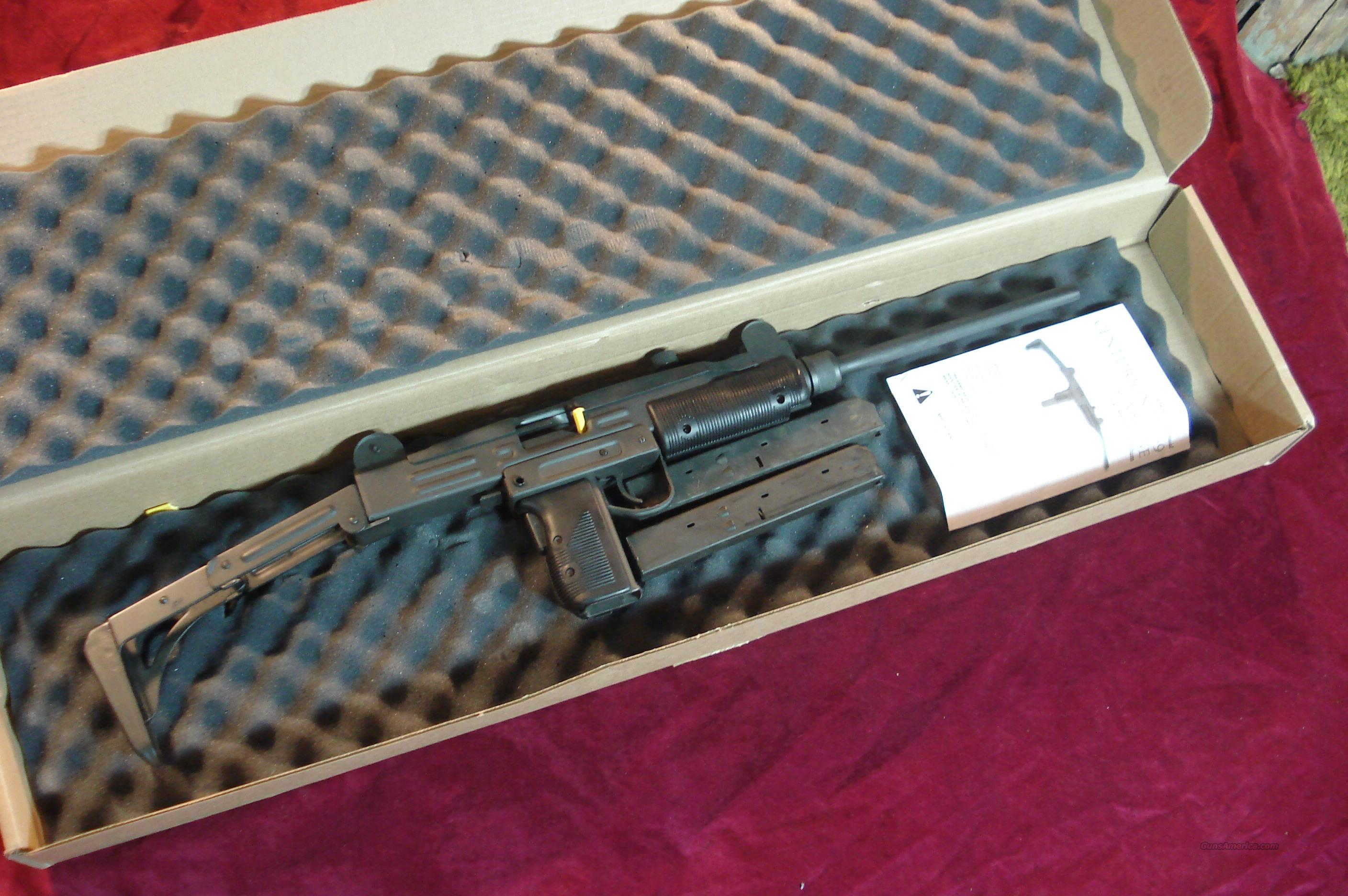 CENTURY INT'L UC-9 9MM UZI CARBINE NEW  Guns > Rifles > Century International Arms - Rifles > Rifles