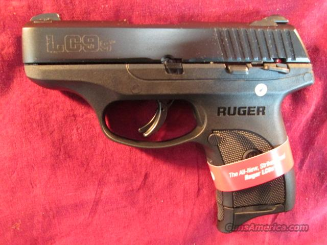 RUGER LC9S STIKER FIRED 9MM CAL NEW  (03235)  Guns > Pistols > Ruger Semi-Auto Pistols > LC9