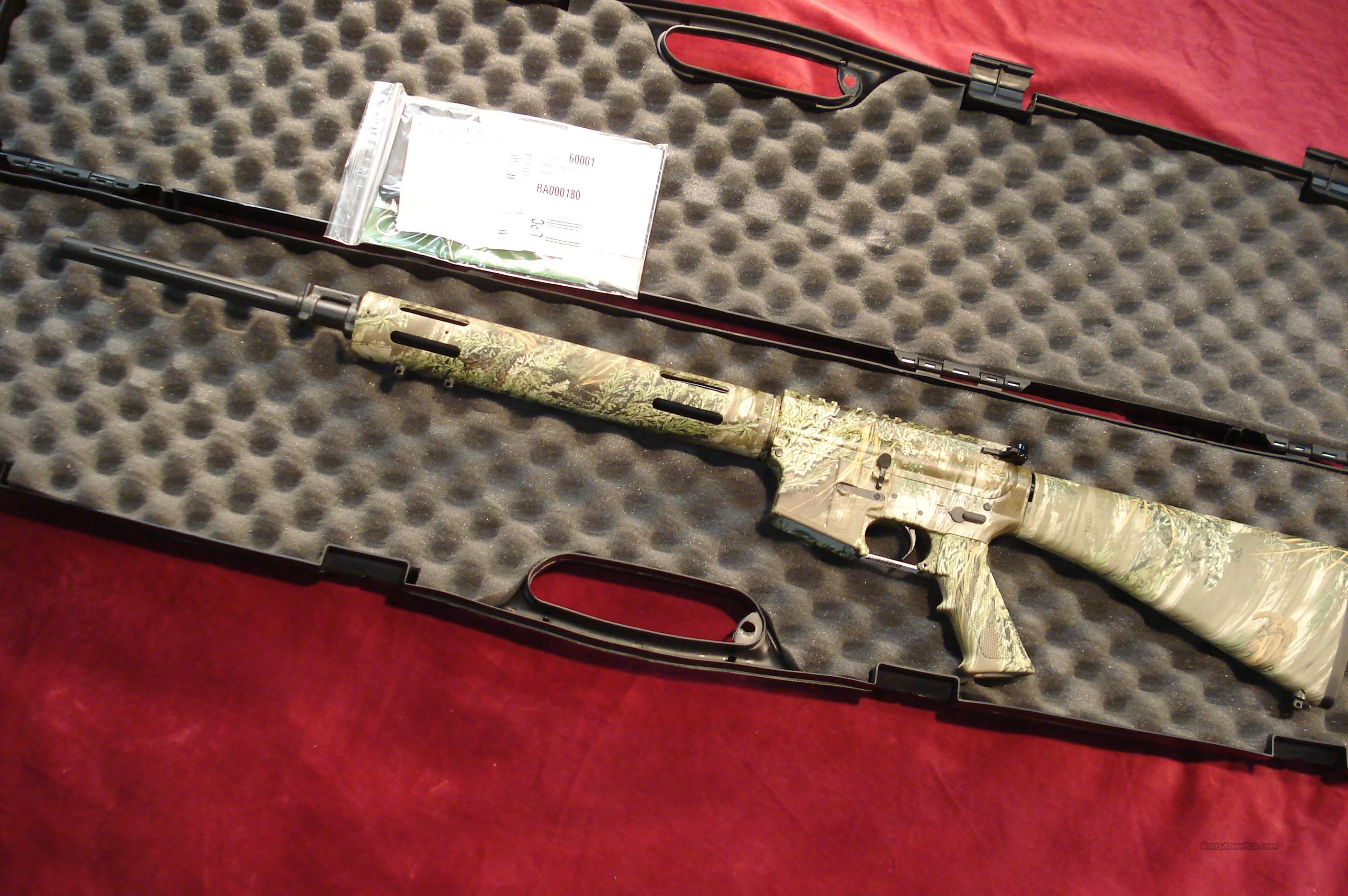 REMINGTON R-15 VTR PREDITOR RIFLE 223CAL. NEW  Guns > Rifles > Remington Rifles - Modern > Non-Model 700
