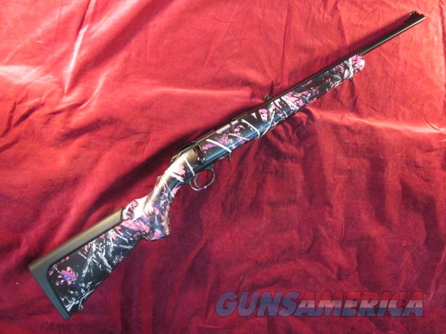 RUGER MUDDY GIRL AMERICAN COMPACT 22LR NEW  Guns > Rifles > Ruger Rifles > American