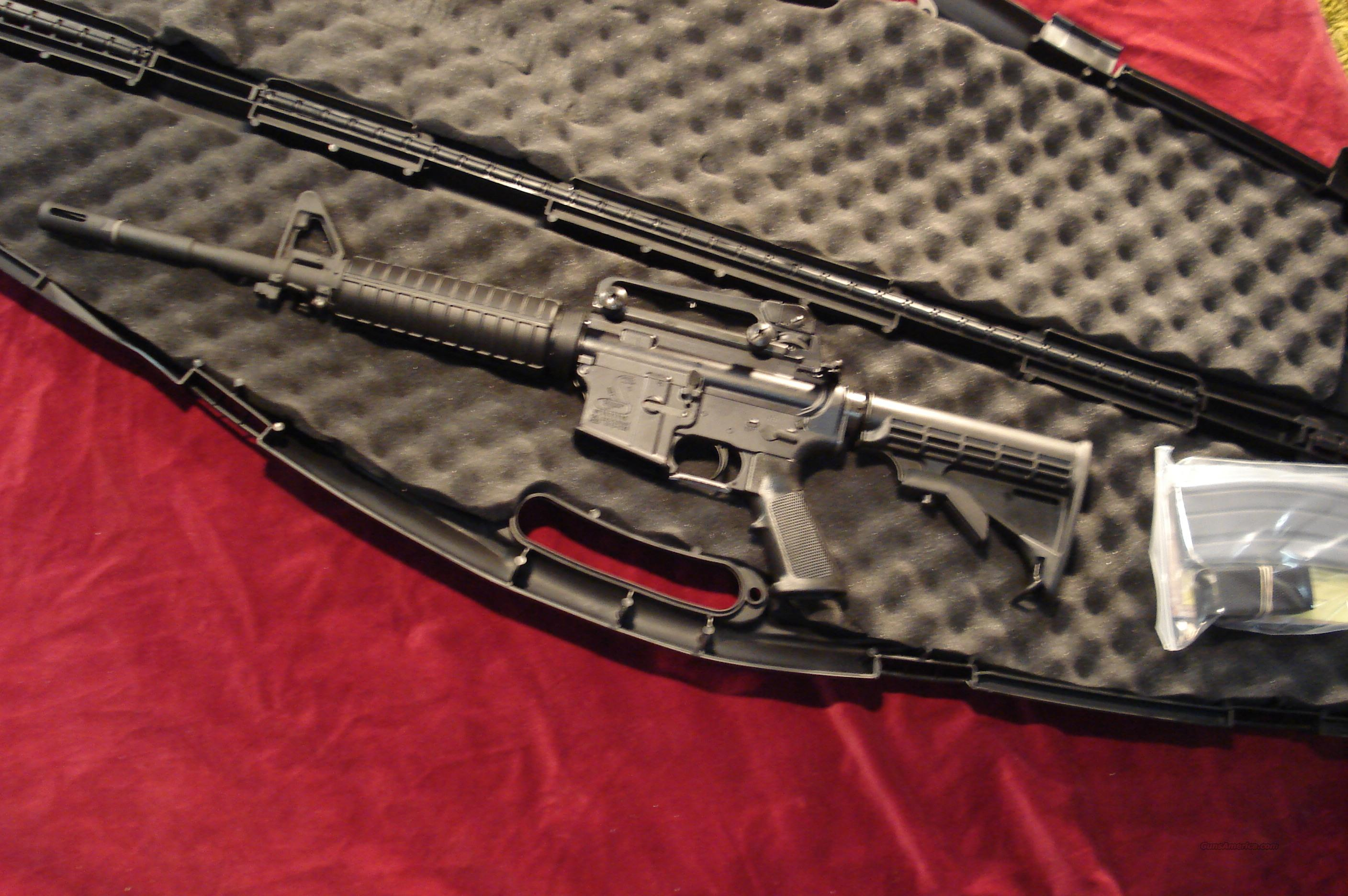BUSHMASTER M4A3 IZZY CARBINE 223CAL. NEW   Guns > Rifles > Bushmaster Rifles > Complete Rifles