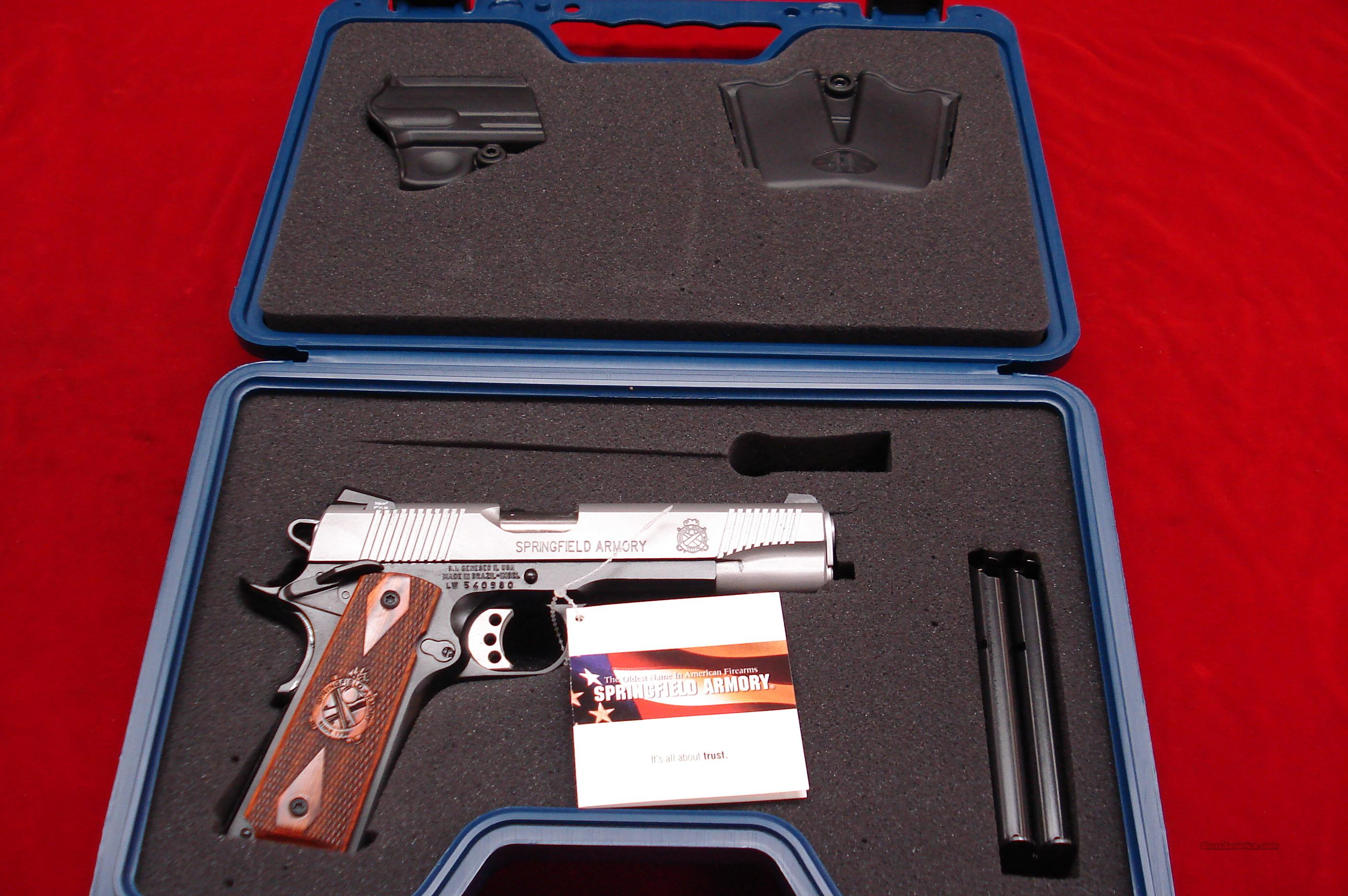 SPRINGFIELD ARMORY LOADED LW BITONE (PX9104LP) NEW  Guns > Pistols > Springfield Armory Pistols > 1911 Type