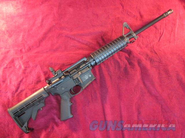 SMITH AND WESSON M&P15 SPORT II NEW   (10202)    Guns > Rifles > Smith & Wesson Rifles > M&P