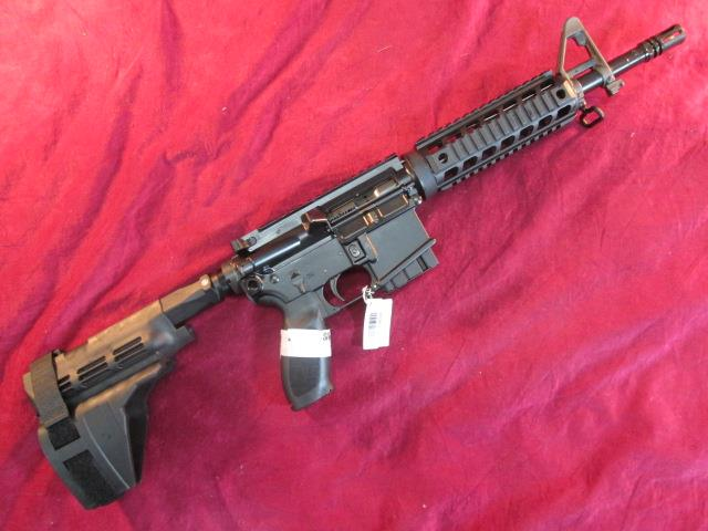 SIG SAUER PM400 AR15 PISTOL 5.56 CAL W/ SIG BRACE NEW  Guns > Pistols > Sig - Sauer/Sigarms Pistols > Other