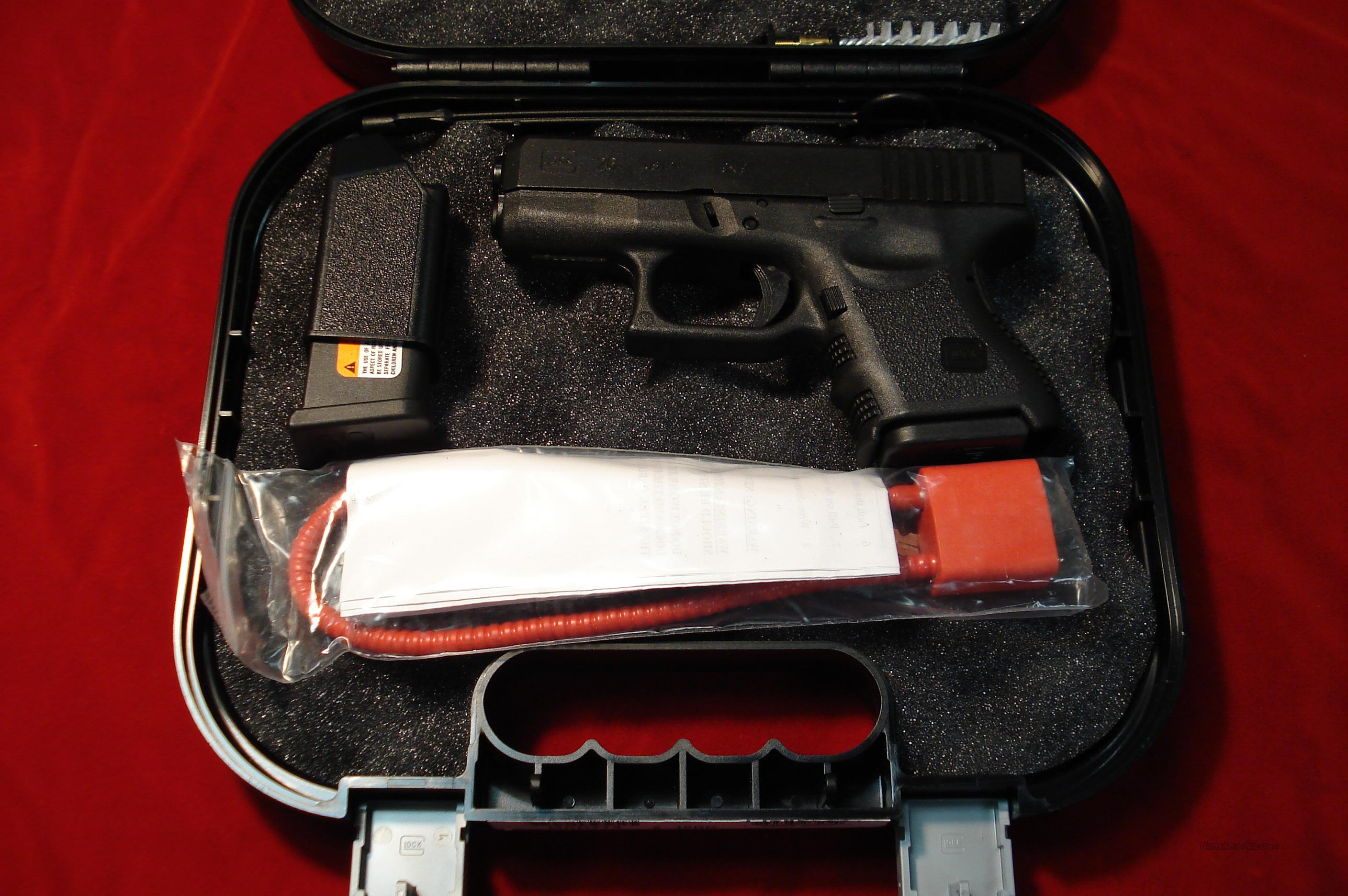 GLOCK #26 9MM NEW IN THE BOX  Guns > Pistols > Glock Pistols > 26/27