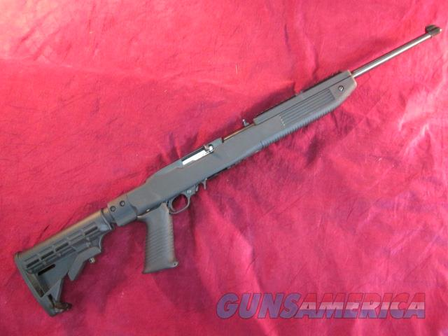 RUGER 10/22 W/ TAPCO TACTICAL STOCK 22LR USED  Guns > Rifles > Ruger Rifles > 10-22