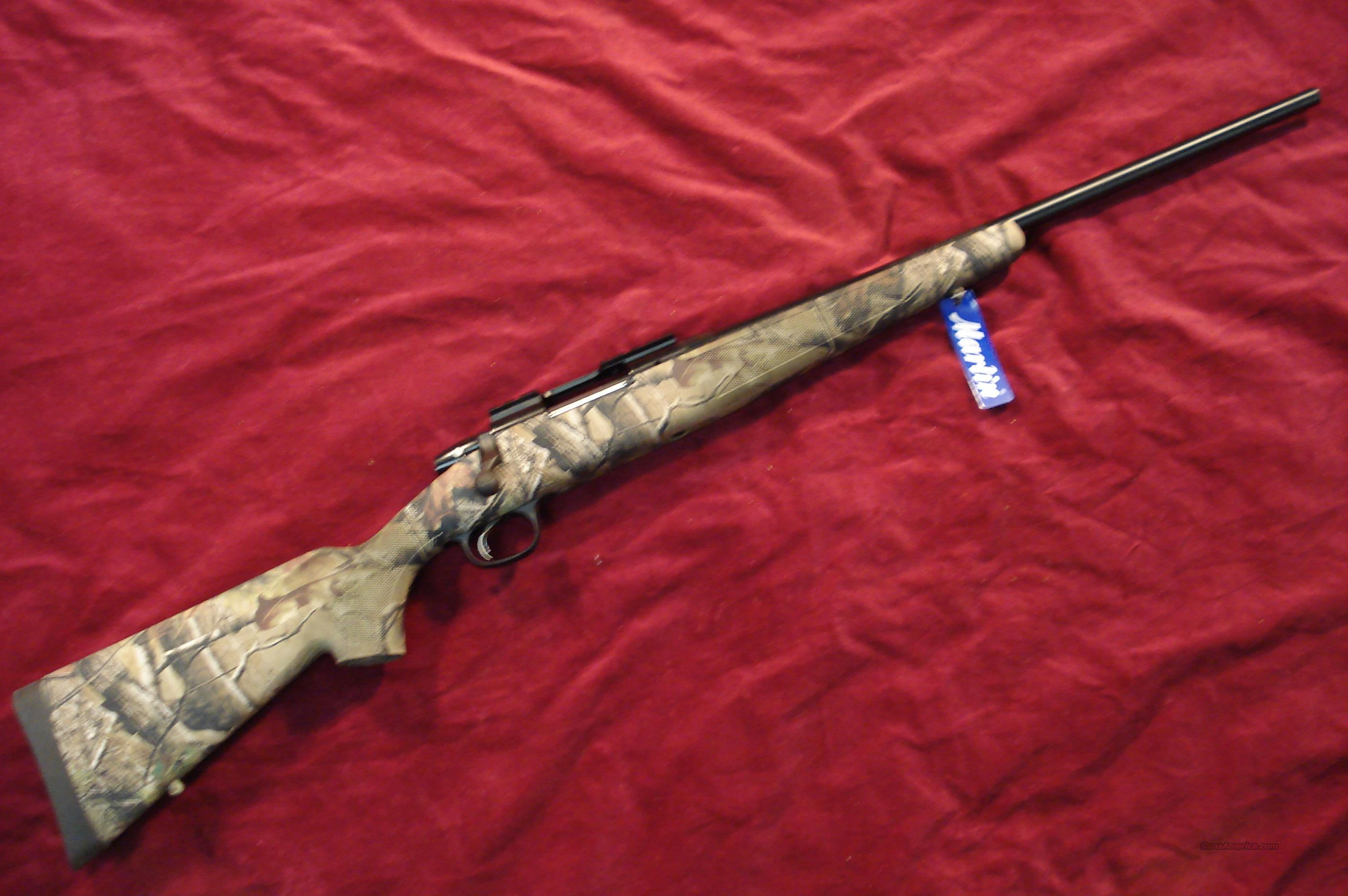 MARLIN XS7C .243CAL CAMO NEW  Guns > Rifles > Marlin Rifles > Modern > Bolt/Pump