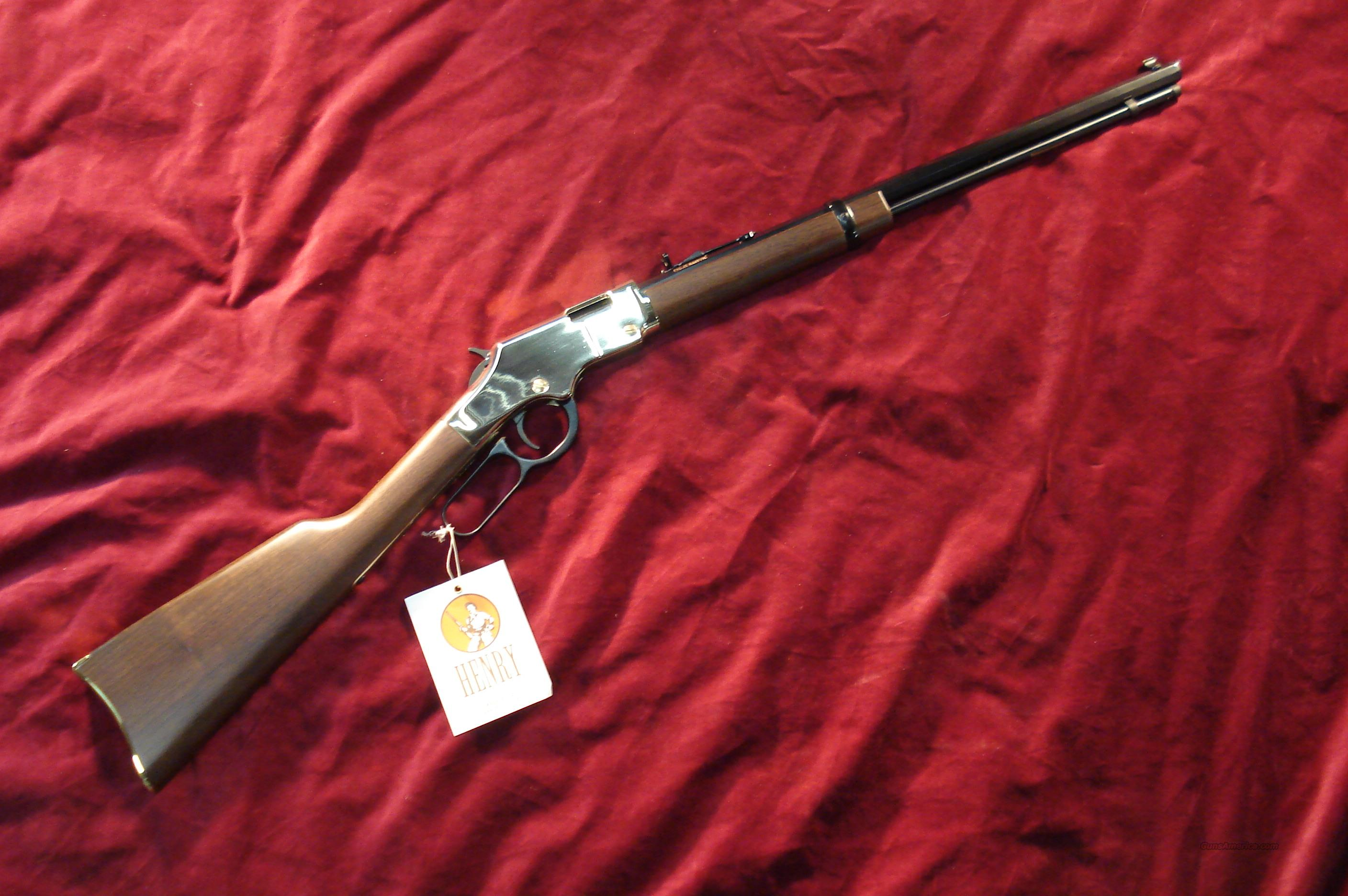 HENRY GOLDEN BOY 22 MAG.CAL NEW  Guns > Rifles > Henry Rifle Company