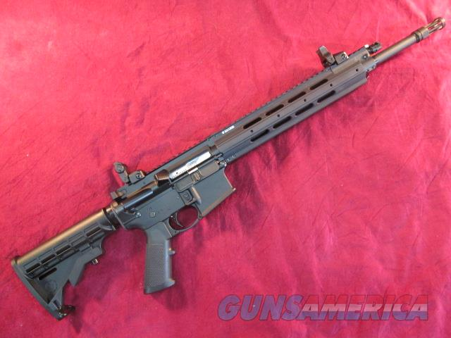 RUGER SR-556 GAS PISTON AR STYLE RIFLE NEW  Guns > Rifles > Ruger Rifles > SR Series