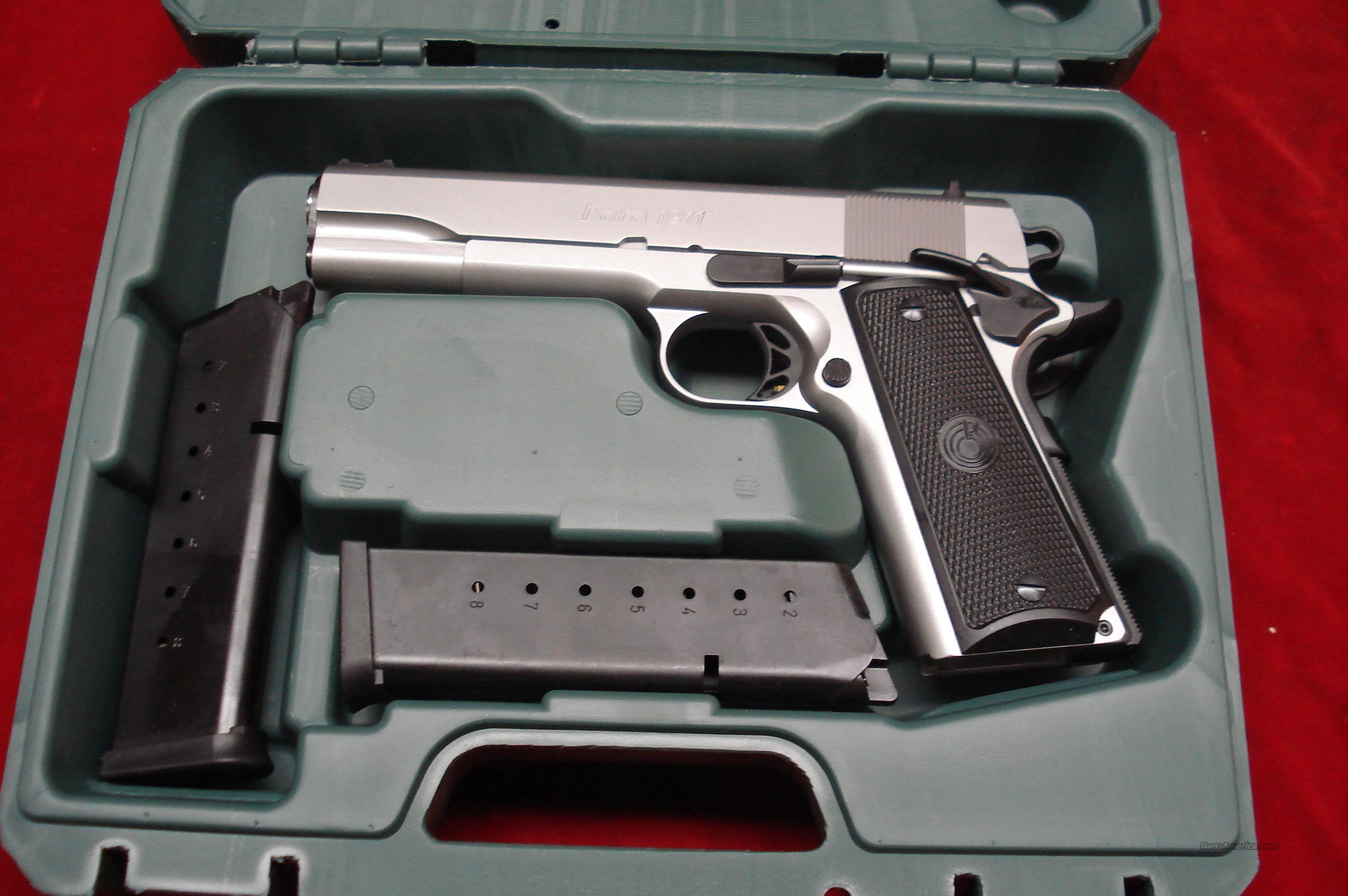 PARA ORDNANCE STAINLESS  EXPERT 45ACP NEW IN THE BOX  Guns > Pistols > Para Ordnance Pistols