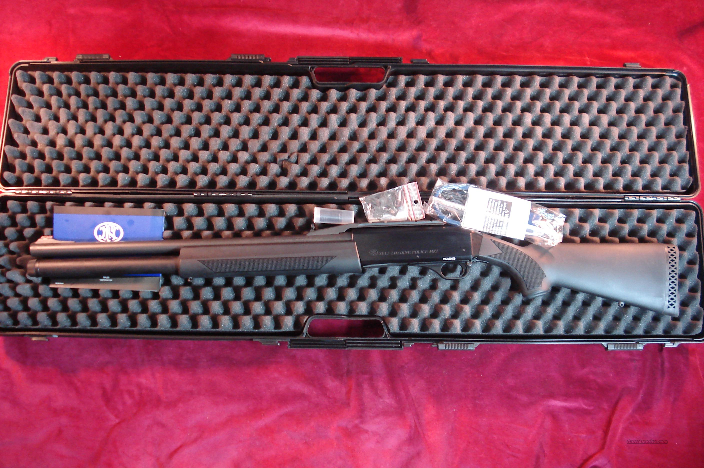 "FNH SLP MARK 1 SEMI AUTO COMPETITION SHOTGUN12 GA  3"" NEW  Guns > Shotguns > FNH - Fabrique Nationale (FN) Shotguns > Auto > Tactical"
