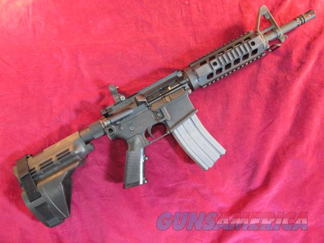 SIG SAUER M400 PISTOL 223 CAL WITH SIG PISTOL STABILIZING BRACE USED  Guns > Pistols > Sig - Sauer/Sigarms Pistols > Other