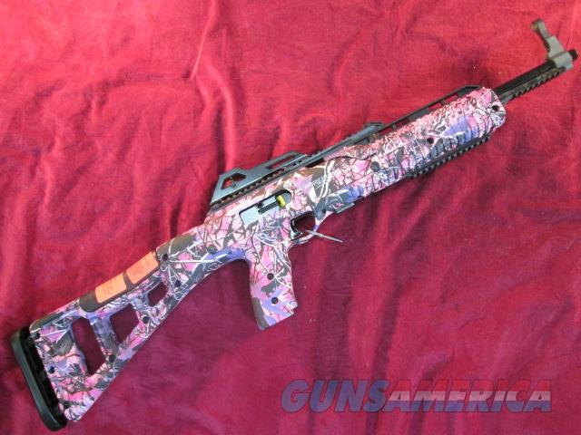 HI POINT 995 TACTICAL PINK CAMO 9MM CARBINE NEW  Guns > Rifles > Hi Point Rifles