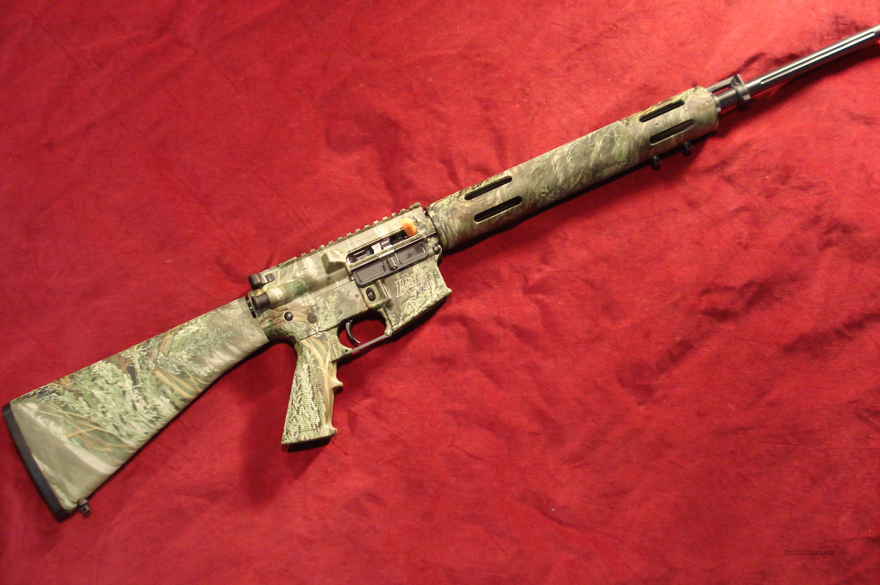 REMINGTON R-15 VTR PREDITOR RIFLE .204 RUGER CAL. NEW  Guns > Rifles > AR-15 Rifles - Small Manufacturers > Complete Rifle