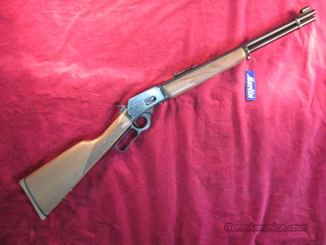 MARLIN 1894 44 MAG BLUE NEW  Guns > Rifles > Marlin Rifles > Modern > Lever Action