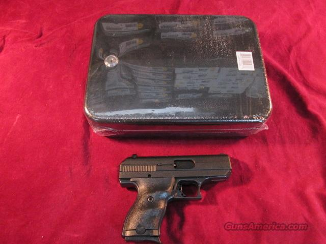 "HI-POINT 9MM 3.5"" BARREL WITH LOCKABLE HOME/ VEHICLE SAFE NEW  Guns > Pistols > Hi Point Pistols"