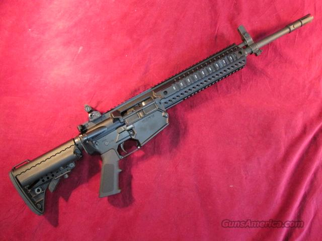 "COLT MODULAR CARBINE 308 CAL 16"" W/ MONOLITHIC QUAD RAIL AND FLIP UP SIGHTS NEW  Guns > Rifles > Colt Military/Tactical Rifles"