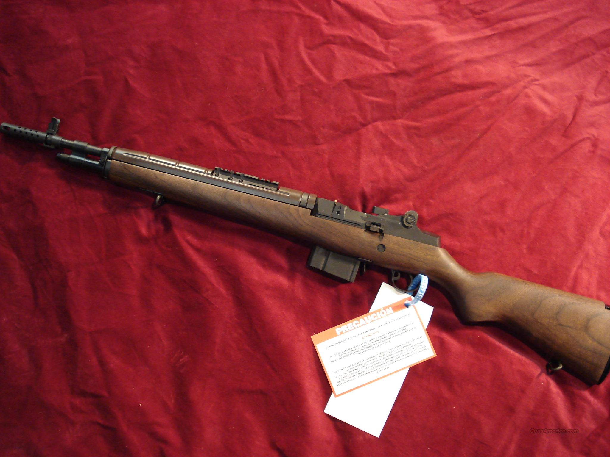 SPRINGFIELD ARMORY SCOUT SQUAD WALNUT (AA9122) NEW IN THE BOX  Guns > Rifles > Springfield Armory Rifles > M1A/M14