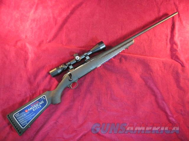 RUGER AMERICAN .243 cal W/ 3X9 SCOPE NEW  Guns > Rifles > Ruger Rifles > American
