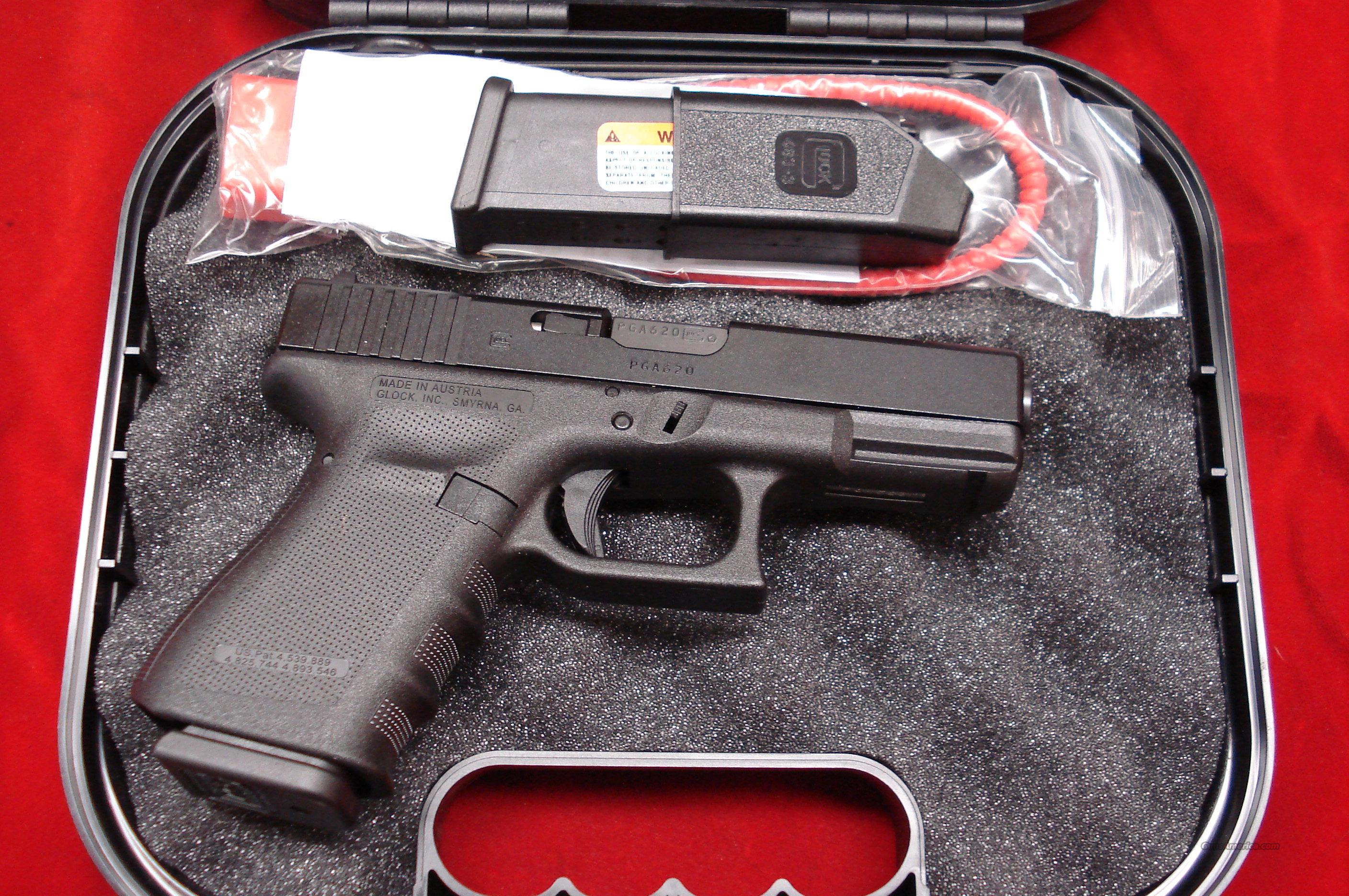 GLOCK NEW MODEL 23 RTF2 (ROUGH TEXTURE FRAME) HIGH CAPACITY NEW   Guns > Pistols > Glock Pistols > 23