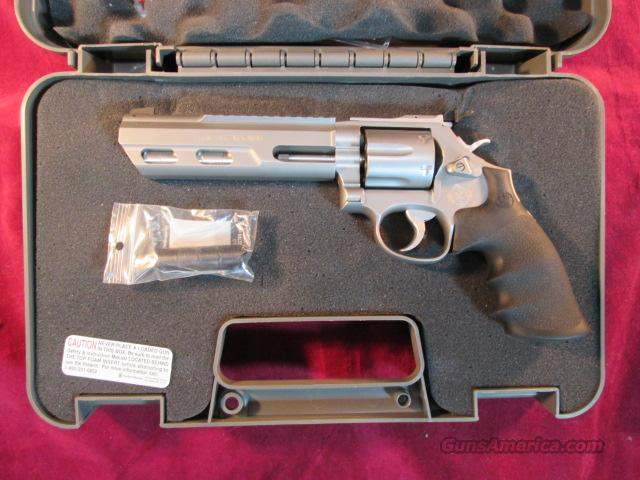 "SMITH AND WESSON 686 STAINLESS PERFORMANCE CENTER 6"" WEIGHTED BARREL 357 MAG NEW    (170319)  Guns > Pistols > Smith & Wesson Revolvers > Performance Center"