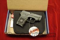 SMITH AND WESSON BODYGUARD 380 WITH FACTORY LASER NEW {{ SALE PRICE ...