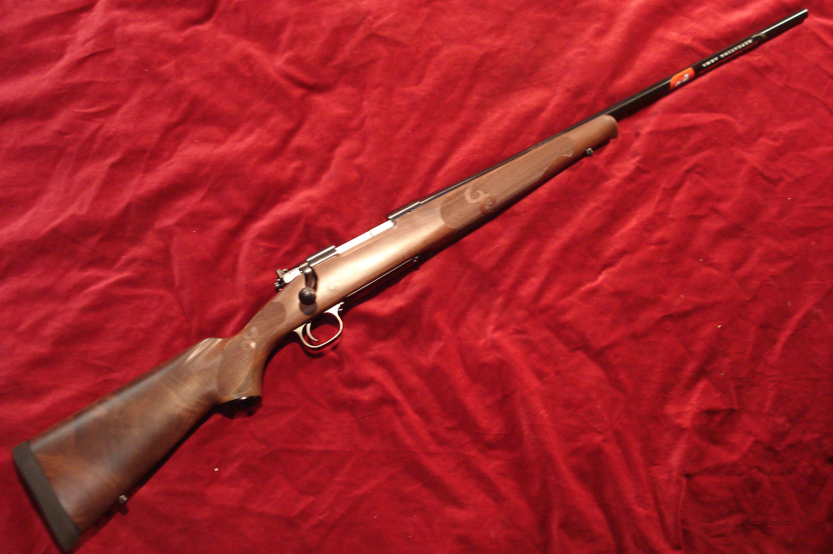 WINCHESTER 70 FEATHERWEIGHT DELUXE .270 WSM CAL. NEW   Guns > Rifles > Winchester Rifles - Modern Bolt/Auto/Single > Model 70 > Post-64